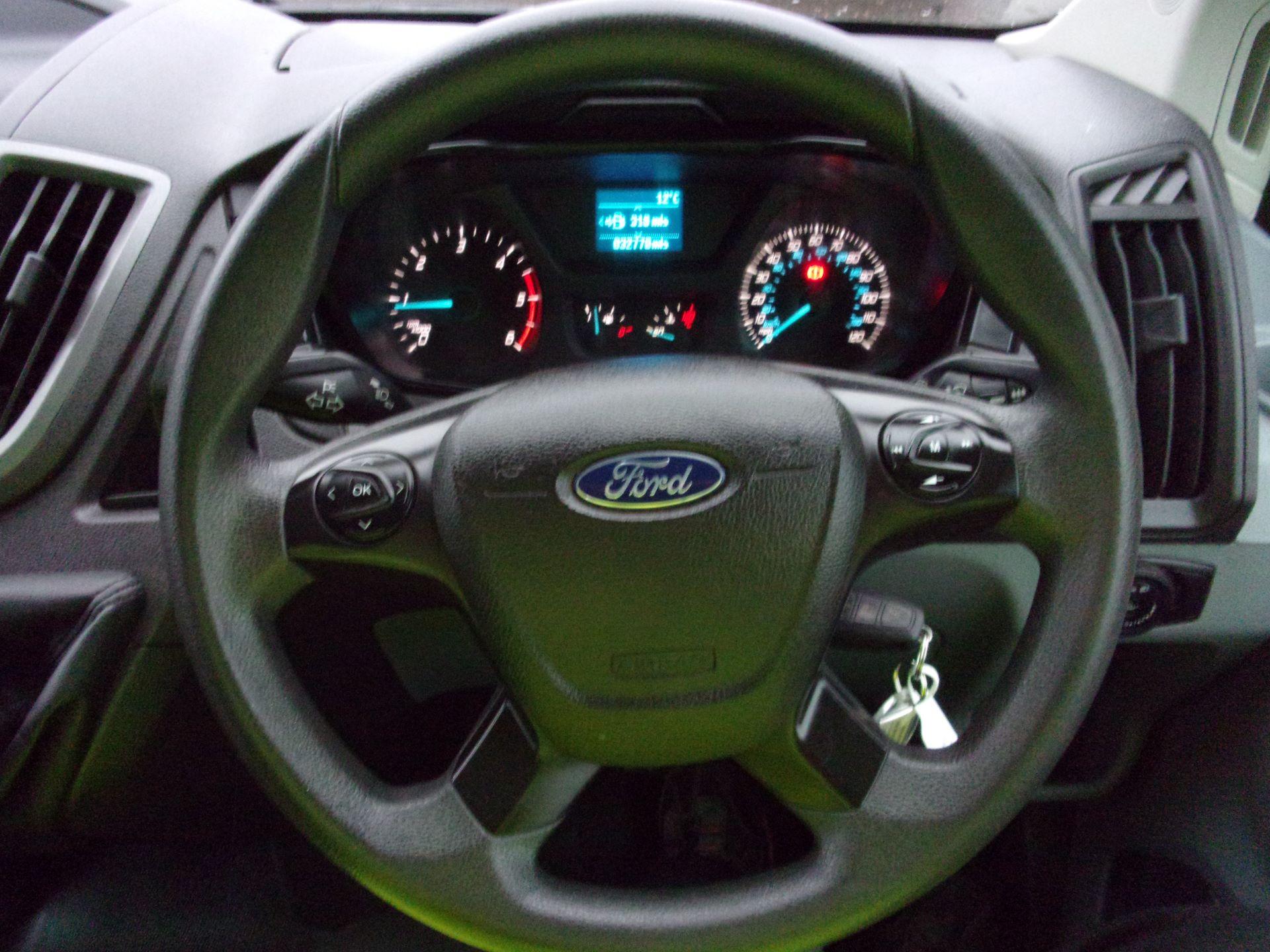2018 Ford Transit 350 L2 DIESEL RWD 2.0 TDCI 130PS TIPPER EURO 6 (BN18NNT) Image 5