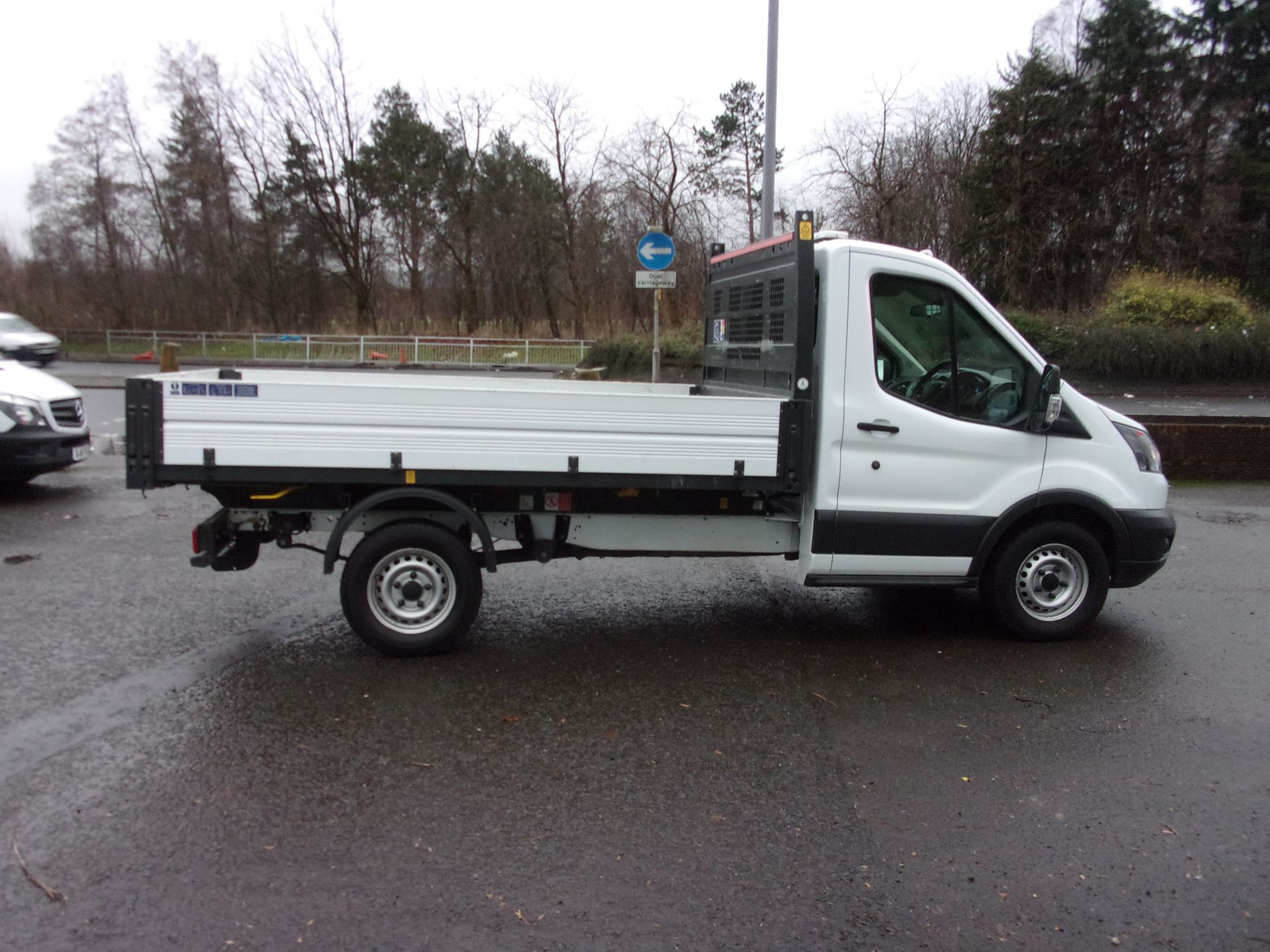 2018 Ford Transit 350 L2 DIESEL RWD 2.0 TDCI 130PS TIPPER EURO 6 (BN18NNT) Image 7