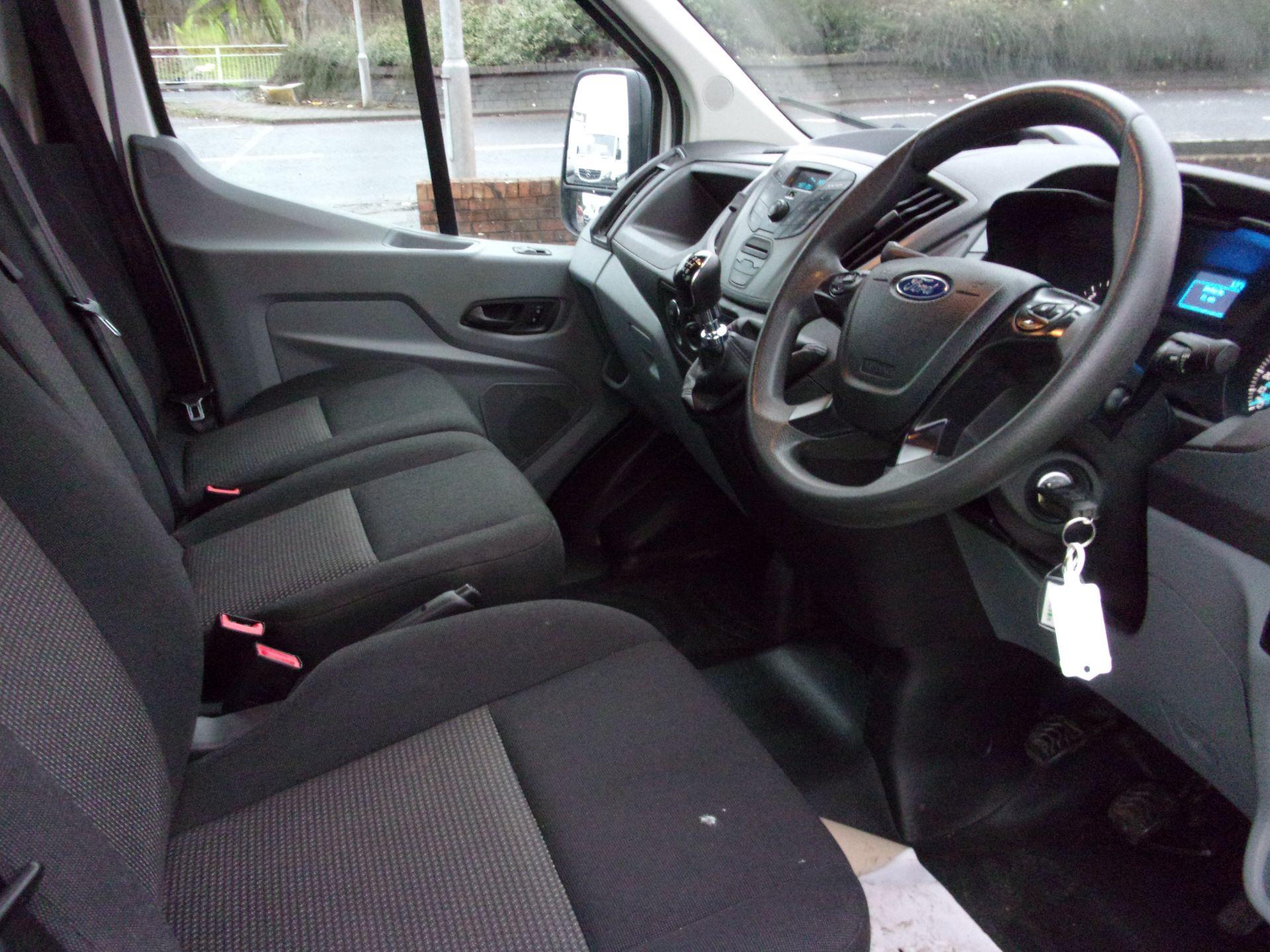 2018 Ford Transit 350 L2 DIESEL RWD 2.0 TDCI 130PS TIPPER EURO 6 (BN18NNT) Image 2