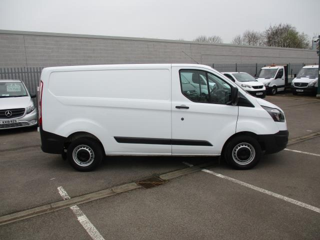 2018 Ford Transit Custom 2.0 Tdci 130Ps Low Roof Van (BN18NTF) Image 2