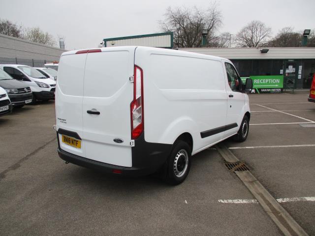 2018 Ford Transit Custom 2.0 Tdci 130Ps Low Roof Van (BN18NTF) Image 3
