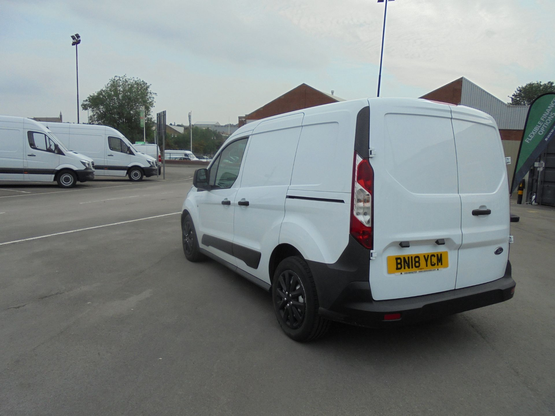2018 Ford Transit Connect 200 L1 1.5 Tdci 75Ps Van (BN18YCM) Thumbnail 23