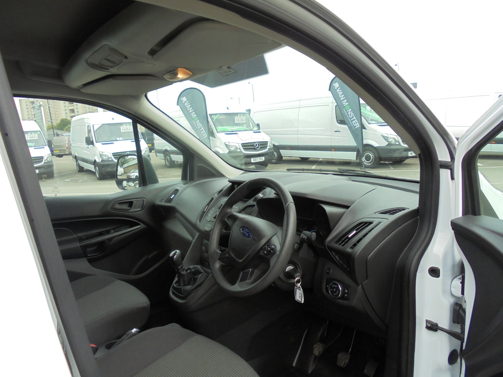2018 Ford Transit Connect 200 L1 1.5 Tdci 75Ps Van (BN18YCM) Image 41