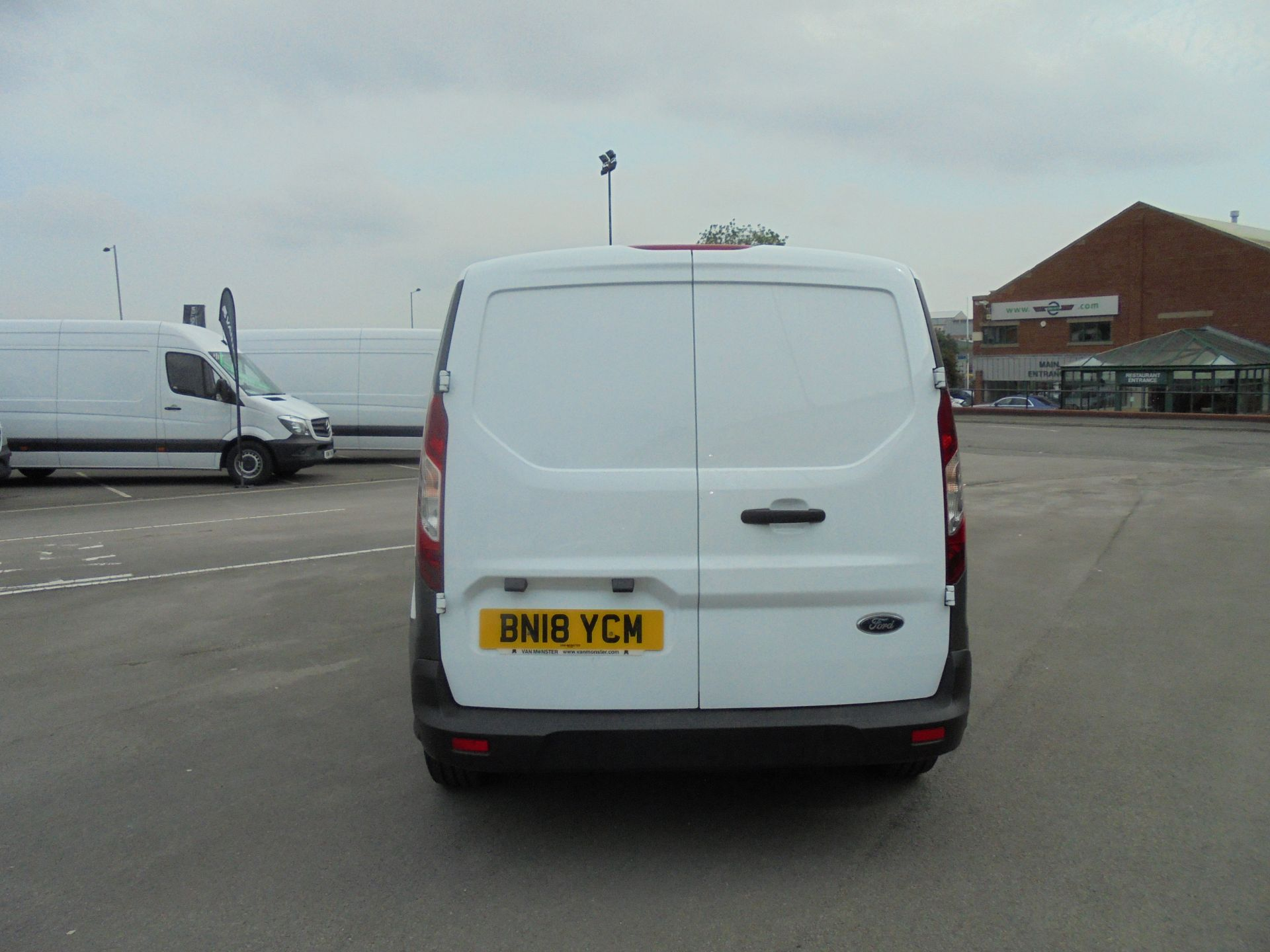 2018 Ford Transit Connect 200 L1 1.5 Tdci 75Ps Van (BN18YCM) Thumbnail 22