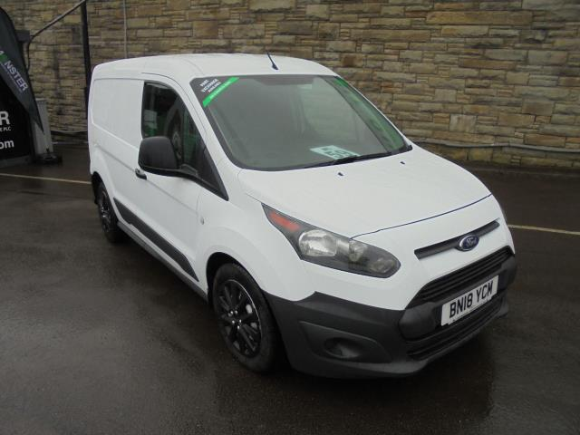 2018 Ford Transit Connect 200 L1 1.5 Tdci 75Ps Van (BN18YCM) Image 1