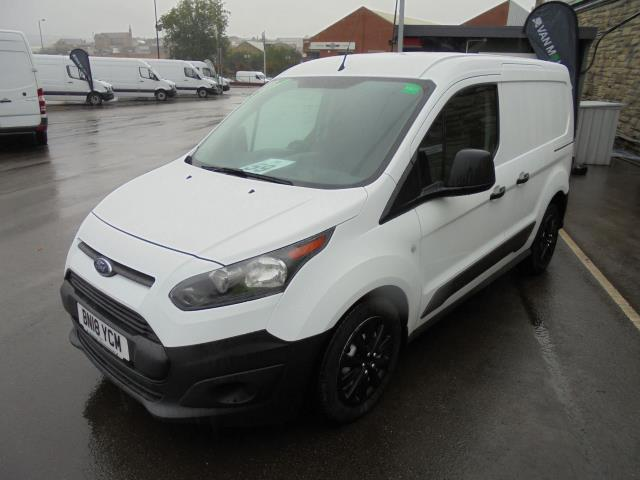 2018 Ford Transit Connect 200 L1 1.5 Tdci 75Ps Van (BN18YCM) Image 3