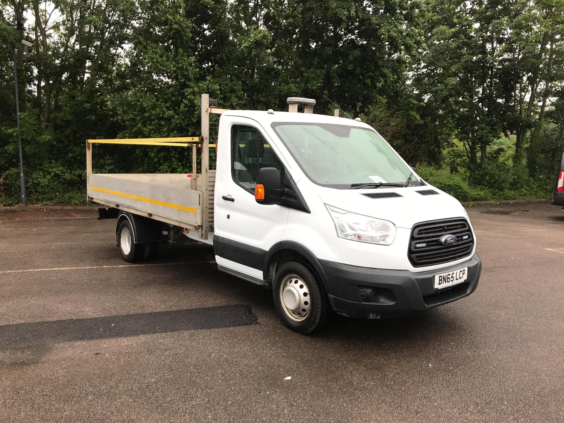 2015 Ford Transit 350 L4 DROP SIDE 125PS EURO 5 (BN65LCP)