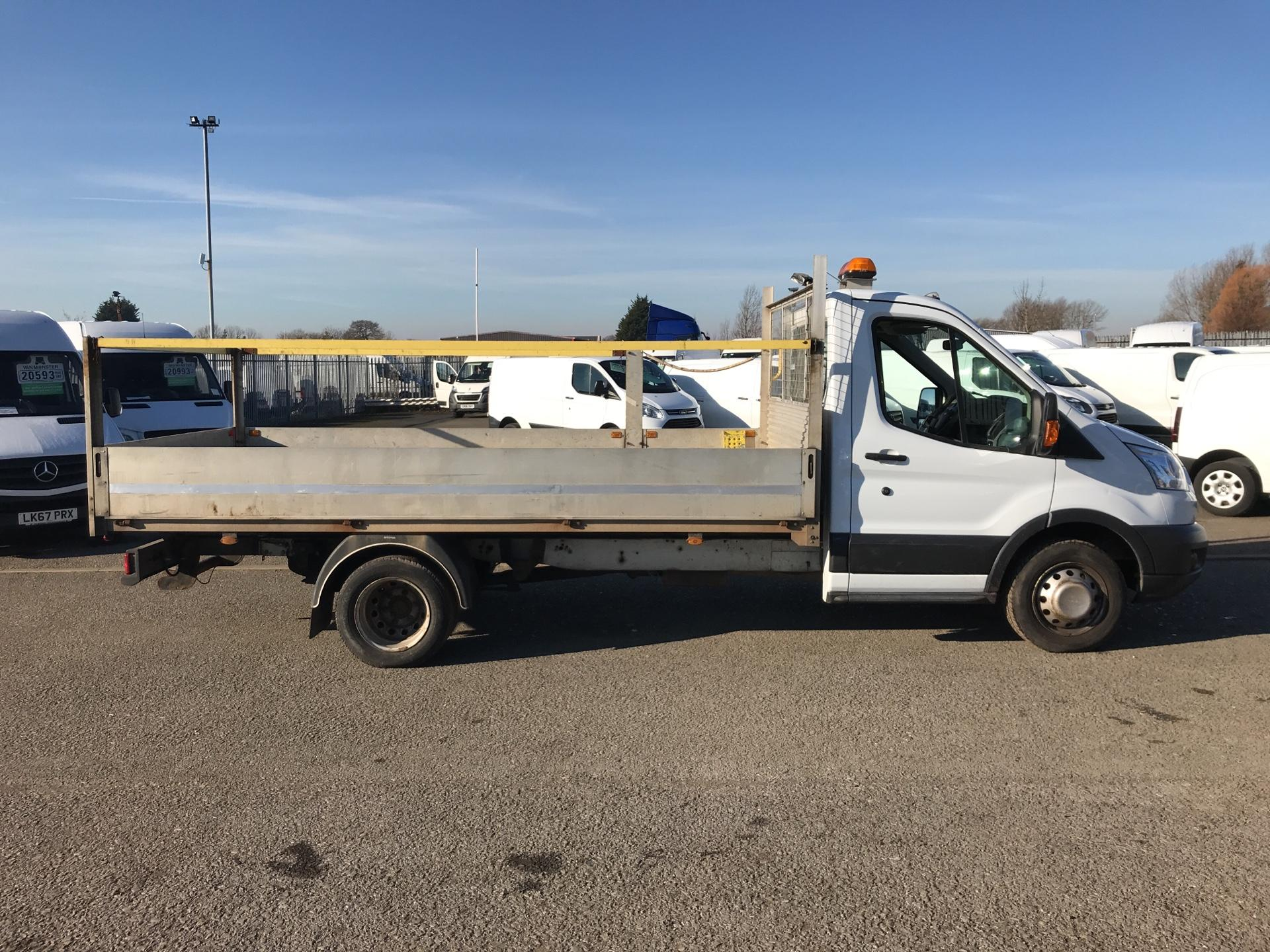 2015 Ford Transit 350 L4 DROP SIDE 125PS EURO 5 (BN65LDO) Thumbnail 2
