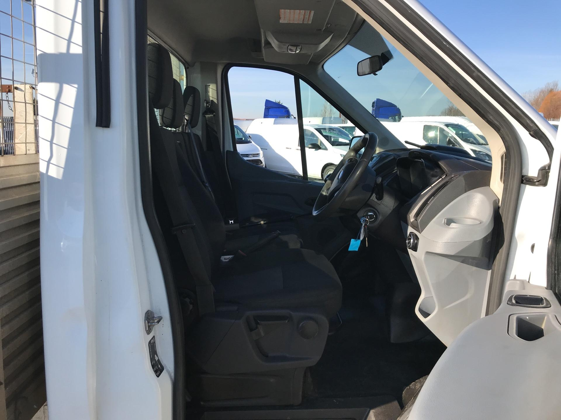 2015 Ford Transit 350 L4 DROP SIDE 125PS EURO 5 (BN65LDO) Image 9