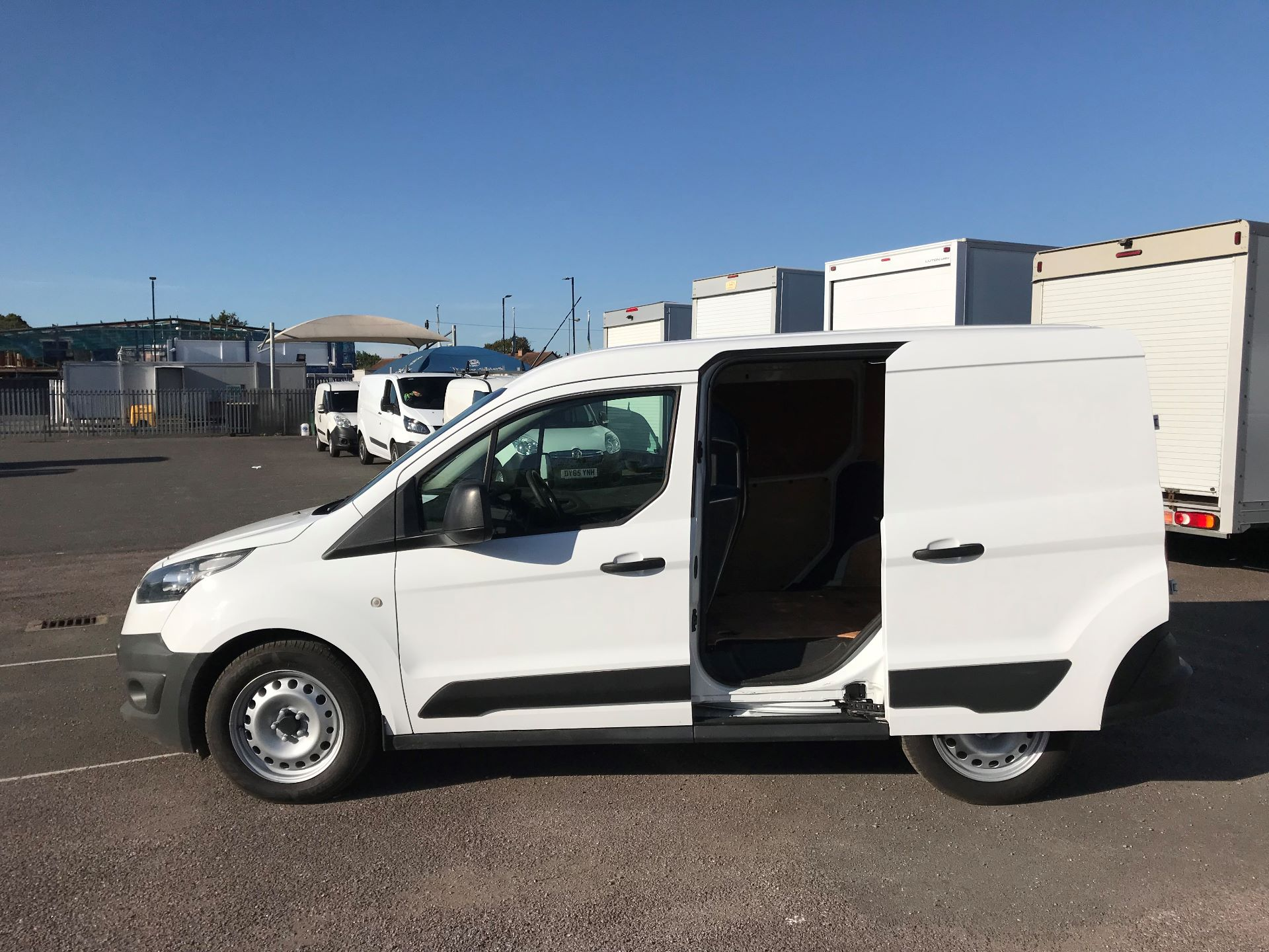 2016 Ford Transit Connect  200 L1 1.6 TDCI 75PS EURO 5 (BN66UUW) Image 11