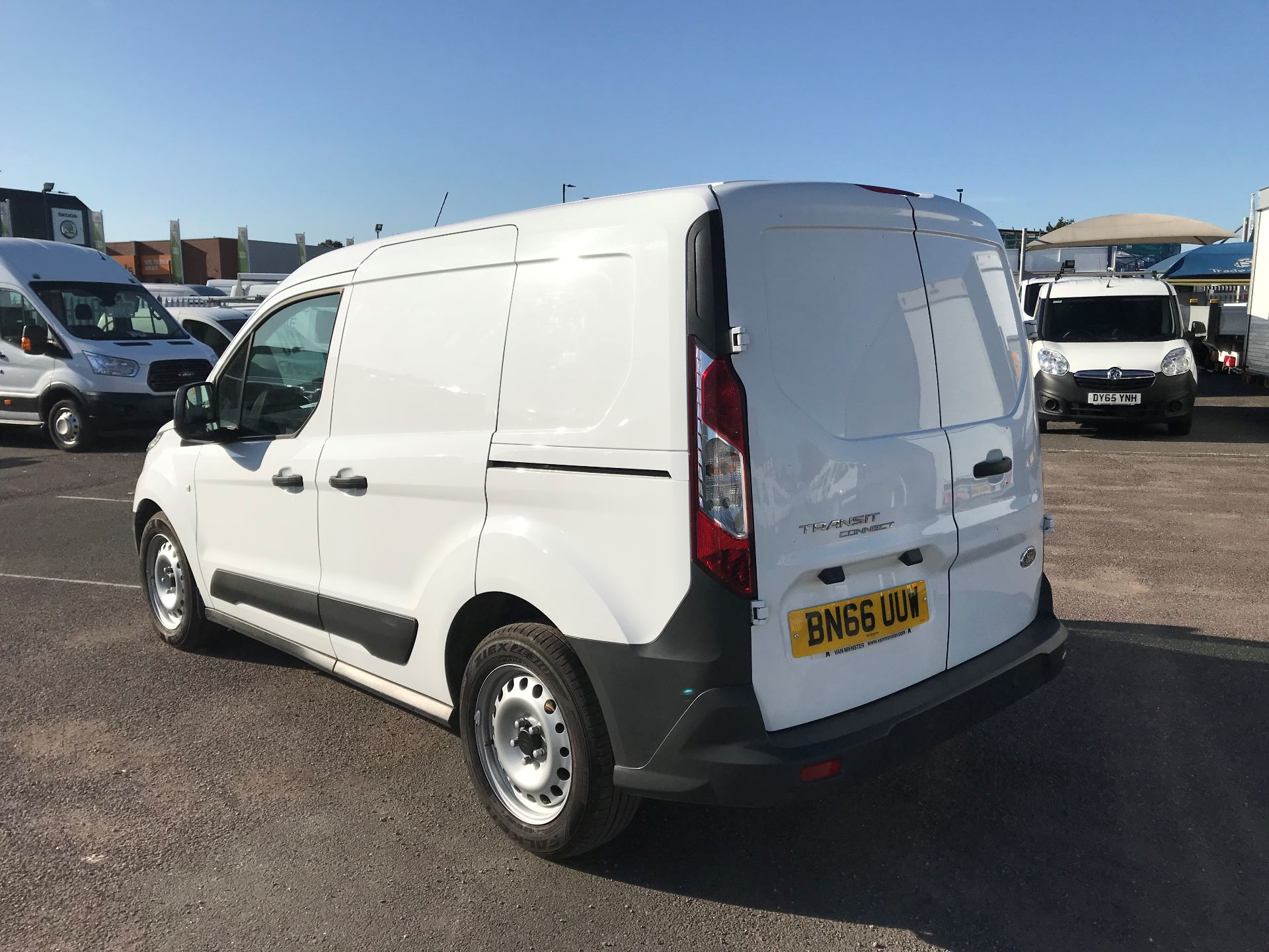 2016 Ford Transit Connect  200 L1 1.6 TDCI 75PS EURO 5 (BN66UUW) Image 5