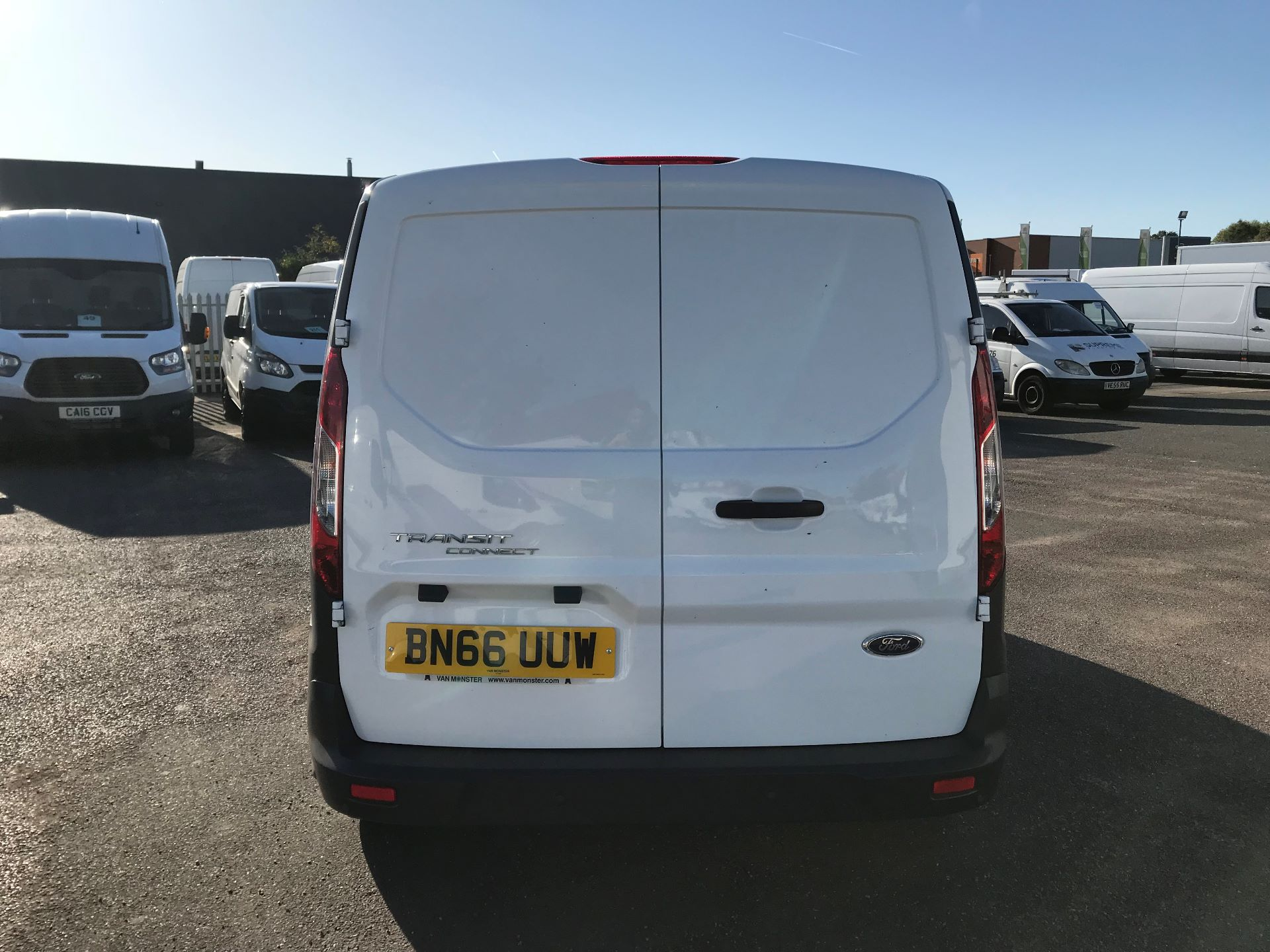 2016 Ford Transit Connect  200 L1 1.6 TDCI 75PS EURO 5 (BN66UUW) Image 6