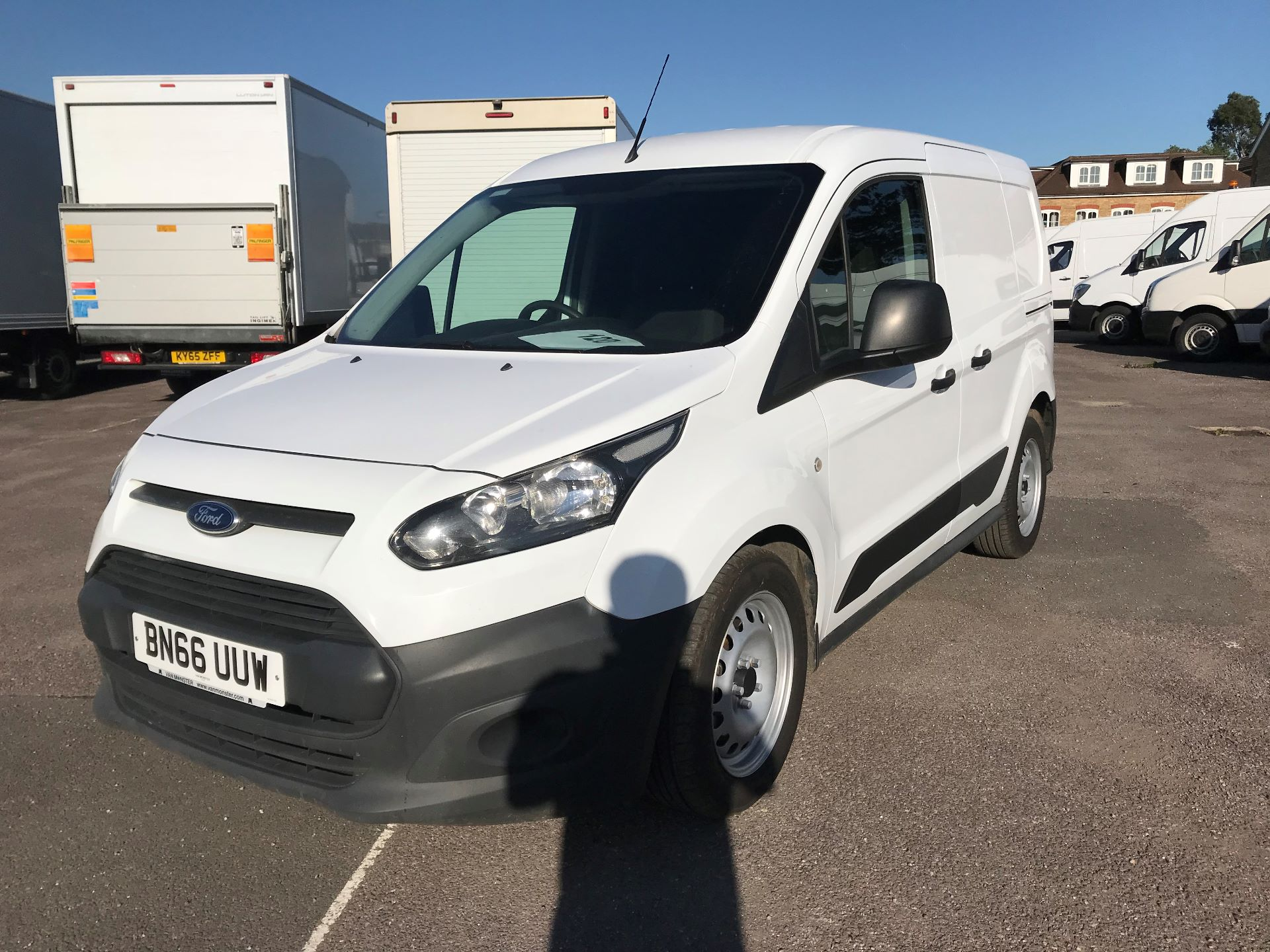 2016 Ford Transit Connect  200 L1 1.6 TDCI 75PS EURO 5 (BN66UUW) Image 2