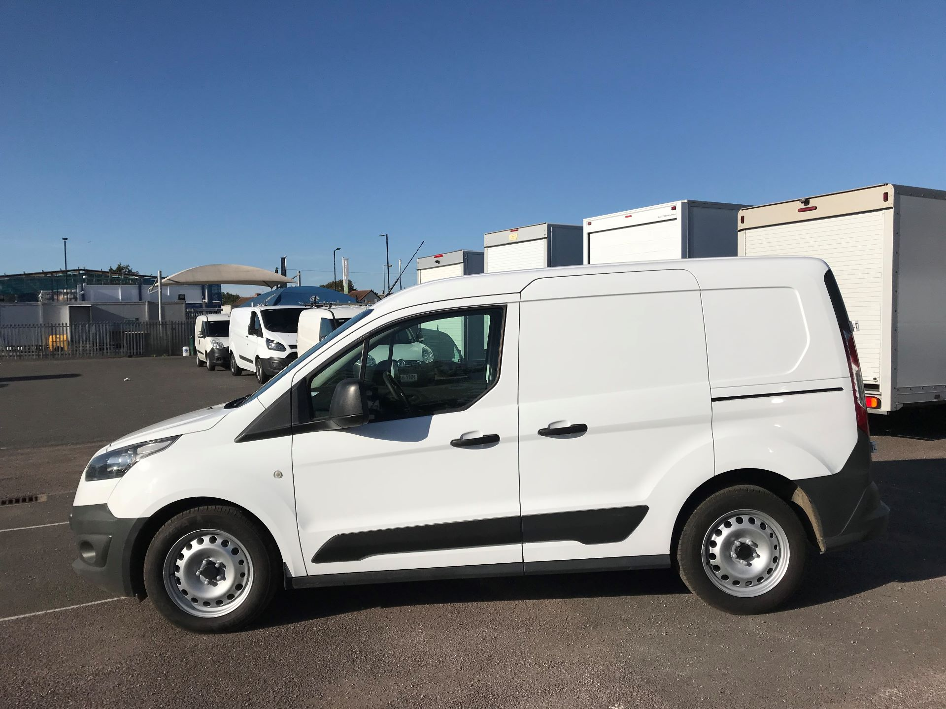 2016 Ford Transit Connect  200 L1 1.6 TDCI 75PS EURO 5 (BN66UUW) Image 10