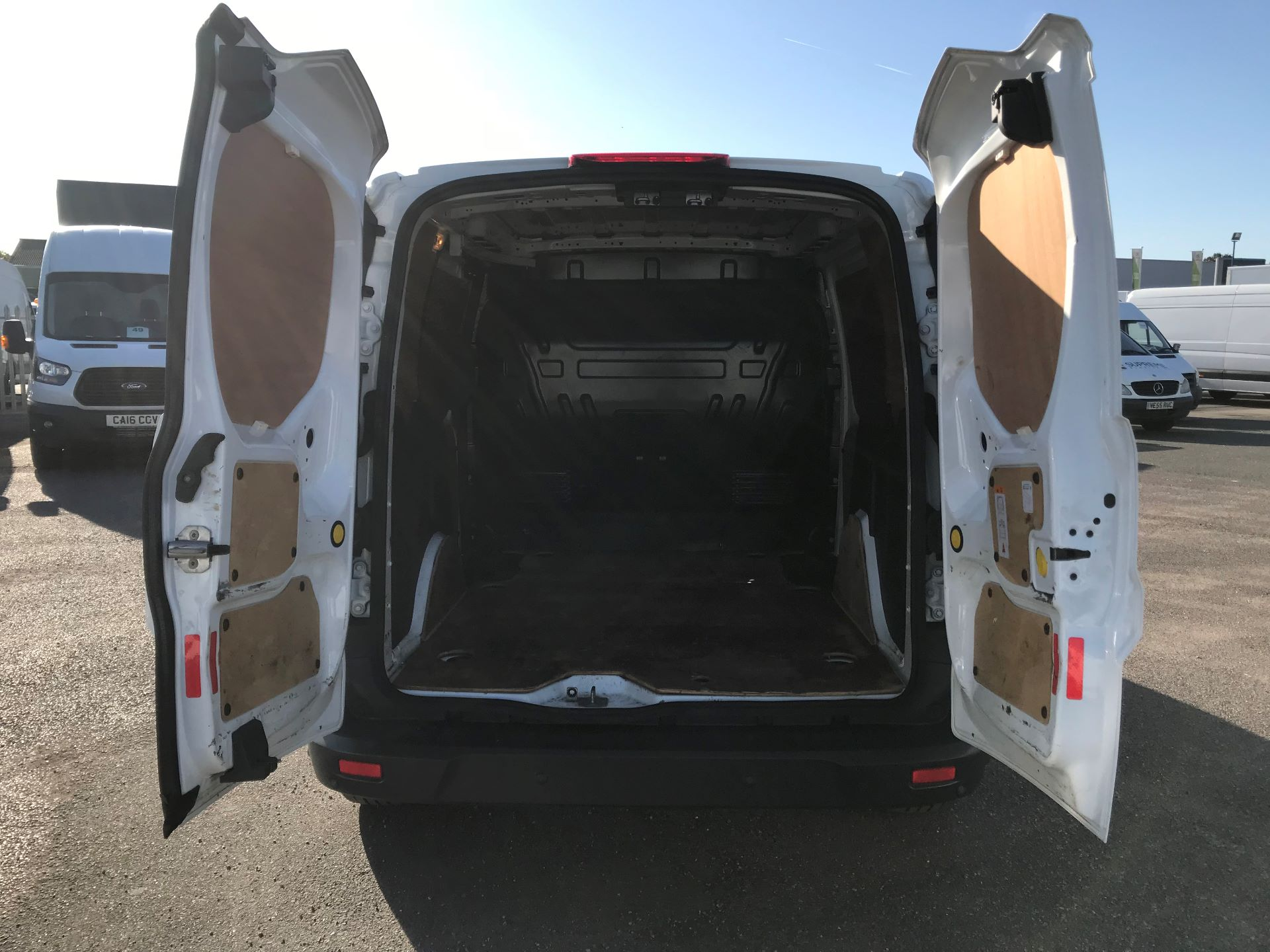 2016 Ford Transit Connect  200 L1 1.6 TDCI 75PS EURO 5 (BN66UUW) Image 7
