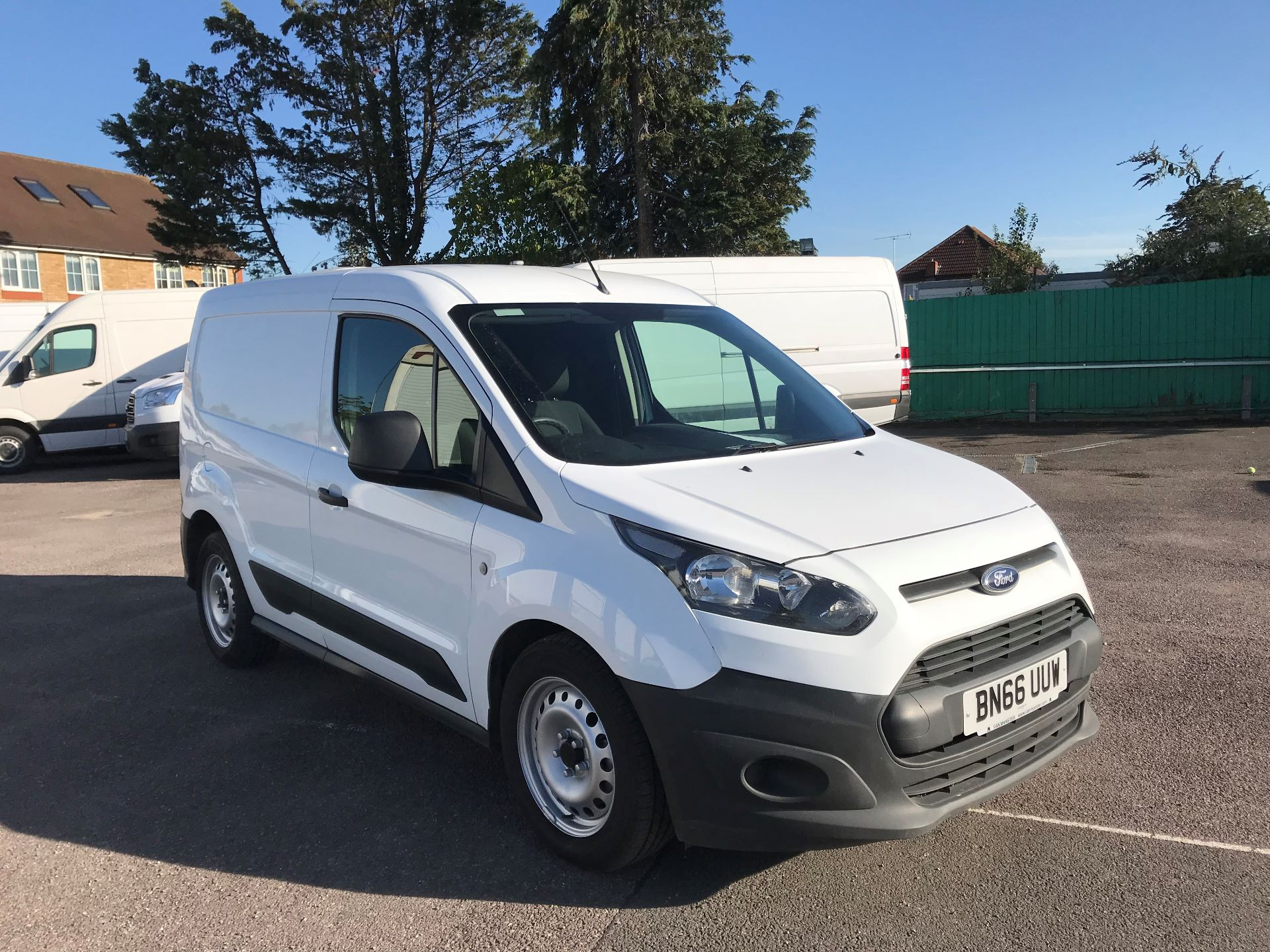 2016 Ford Transit Connect  200 L1 1.6 TDCI 75PS EURO 5 (BN66UUW)