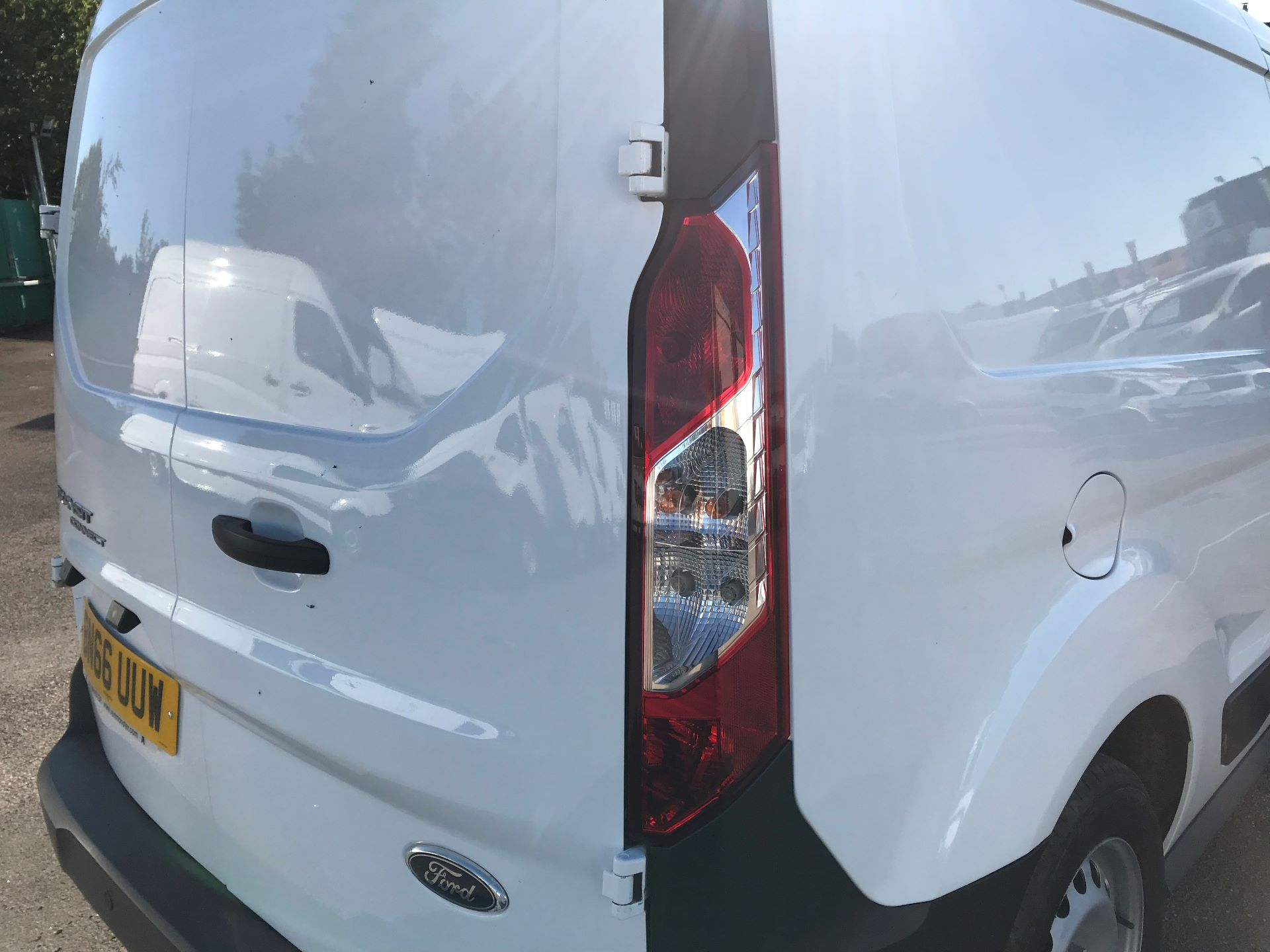 2016 Ford Transit Connect  200 L1 1.6 TDCI 75PS EURO 5 (BN66UUW) Image 14