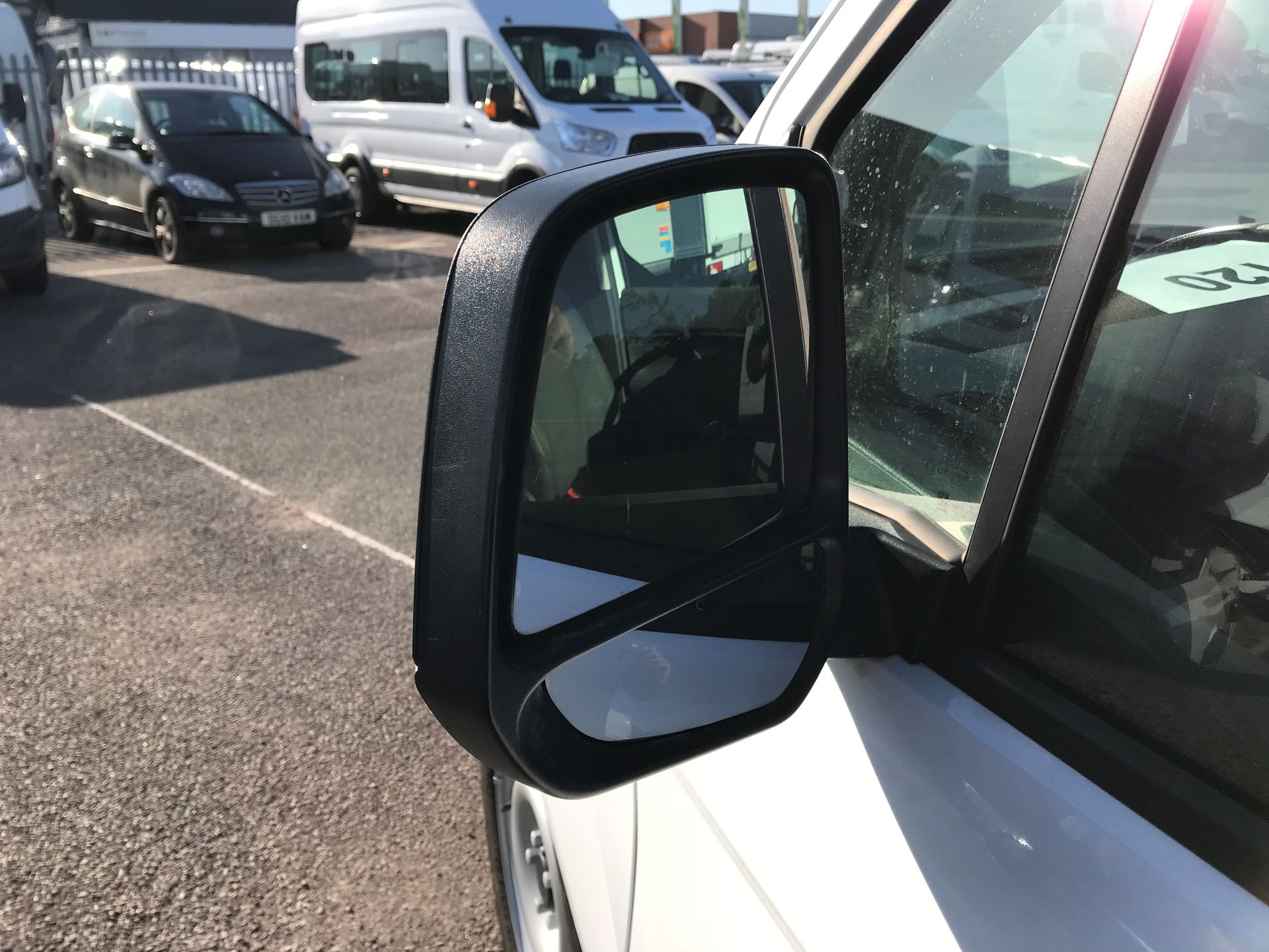 2016 Ford Transit Connect  200 L1 1.6 TDCI 75PS EURO 5 (BN66UUW) Image 12