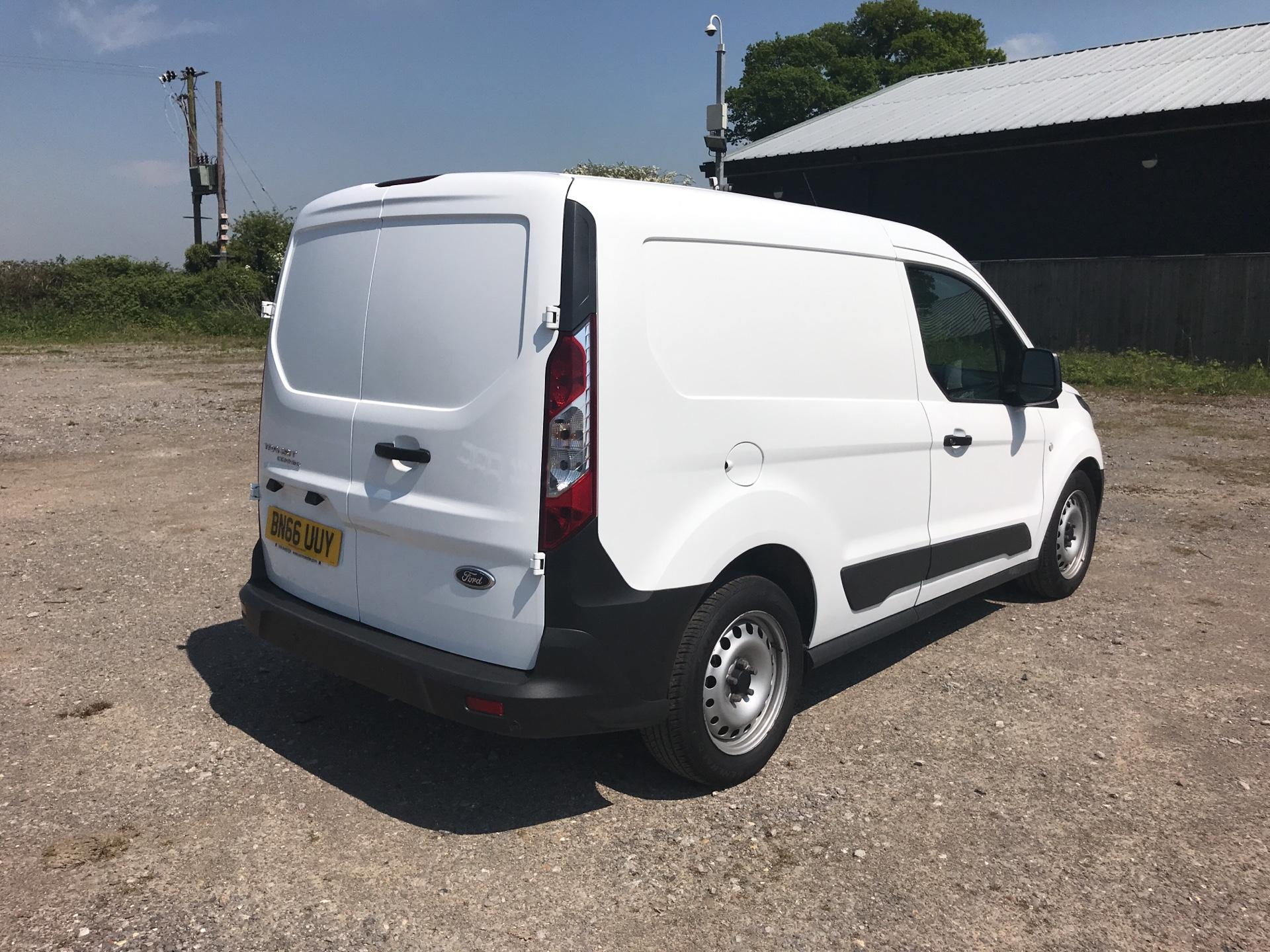 2016 Ford Transit Connect 1.6 Tdci 75Ps Van (BN66UUY) Image 3