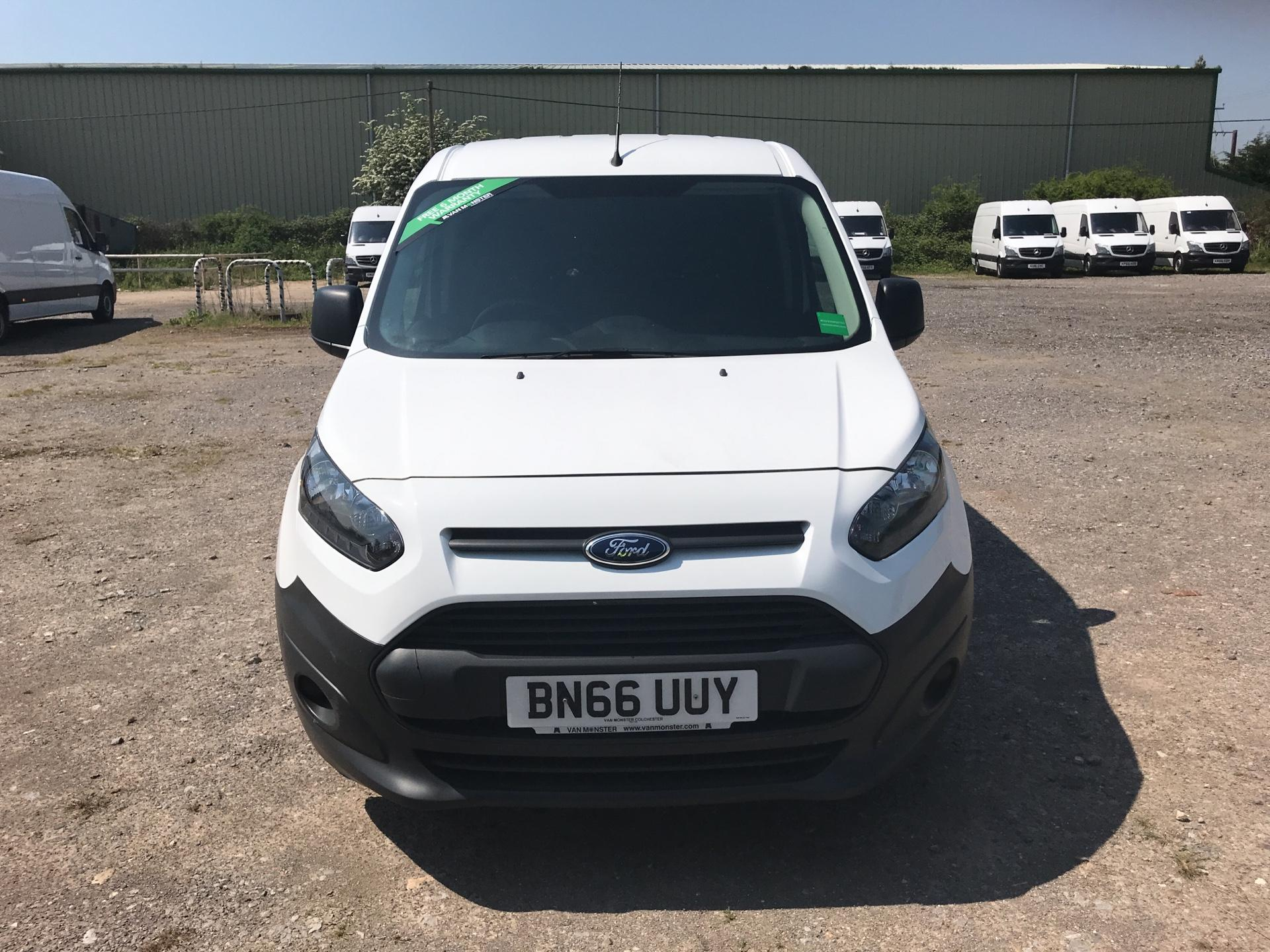 2016 Ford Transit Connect 1.6 Tdci 75Ps Van (BN66UUY) Image 8