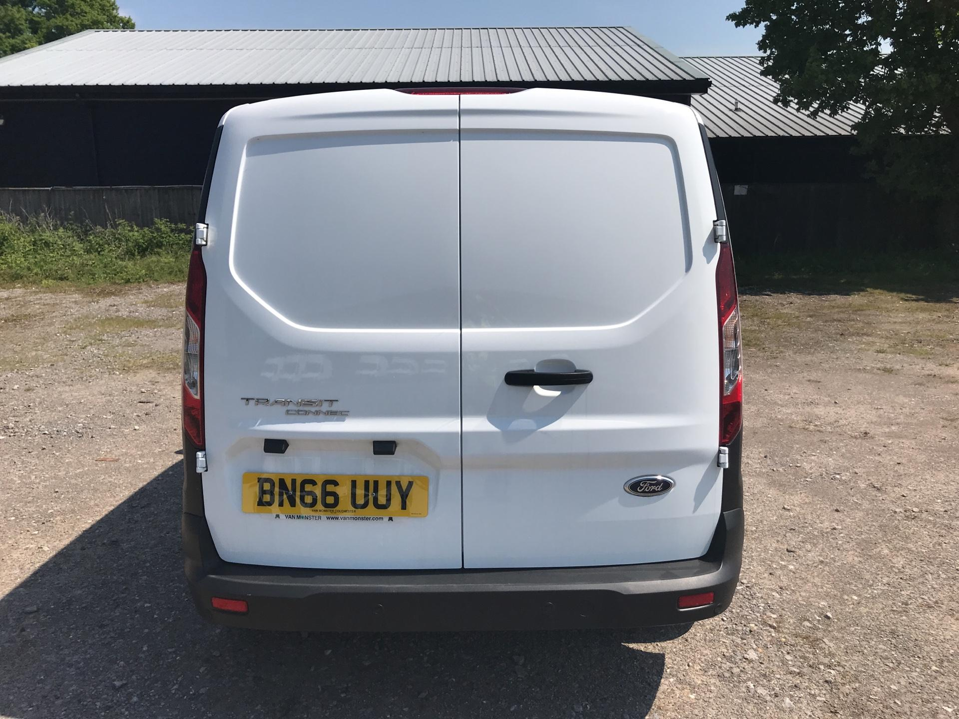 2016 Ford Transit Connect 1.6 Tdci 75Ps Van (BN66UUY) Image 4