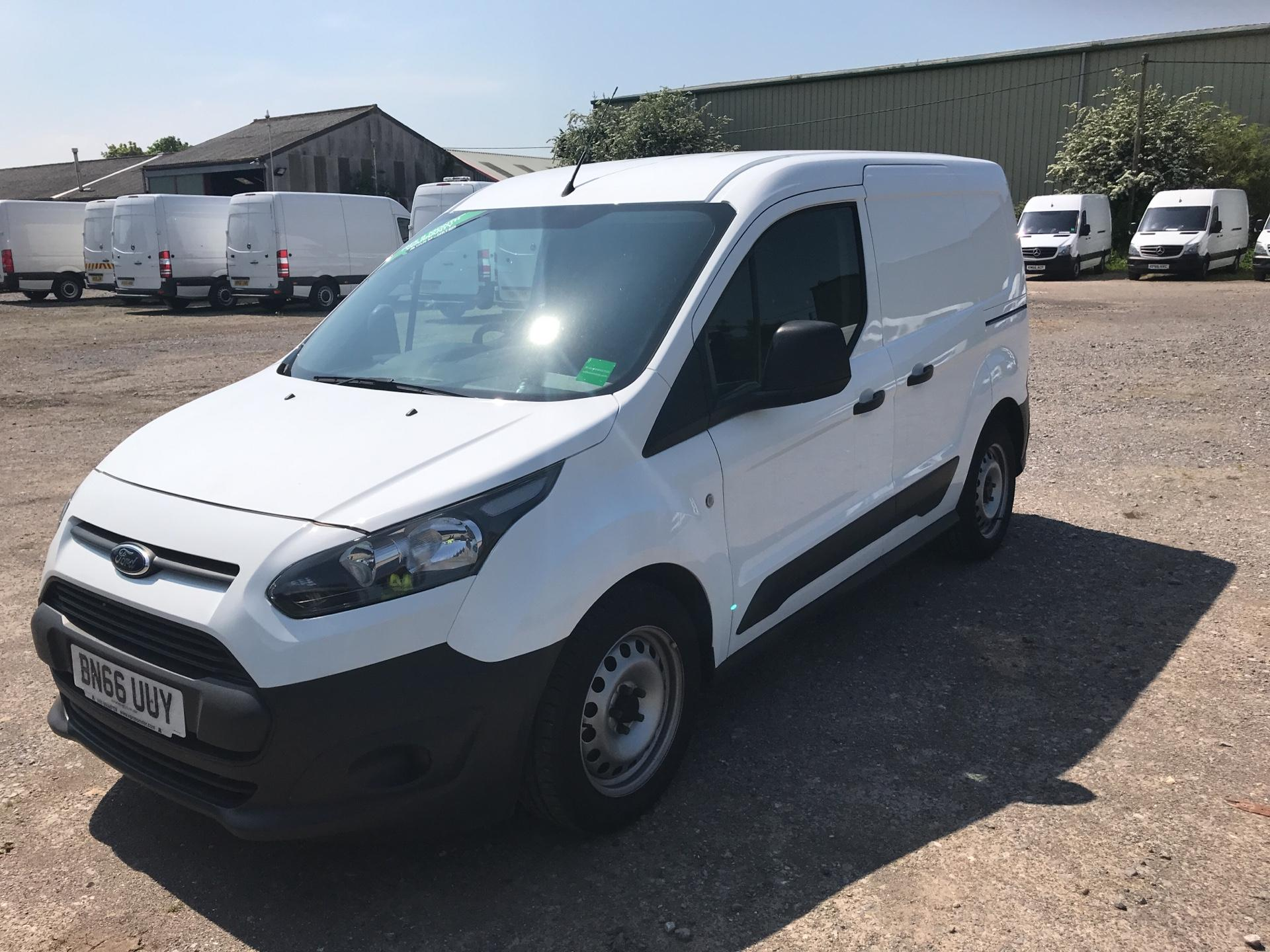 2016 Ford Transit Connect 1.6 Tdci 75Ps Van (BN66UUY) Image 7