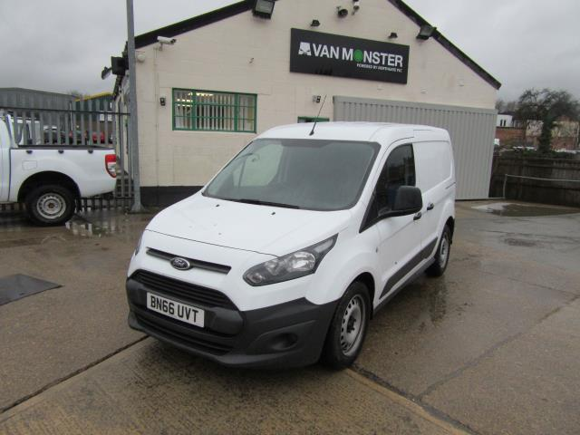 2016 Ford Transit Connect  200 L1 DIESEL 1.6 TDCI 75PS EURO 5 (BN66UVT) Image 3