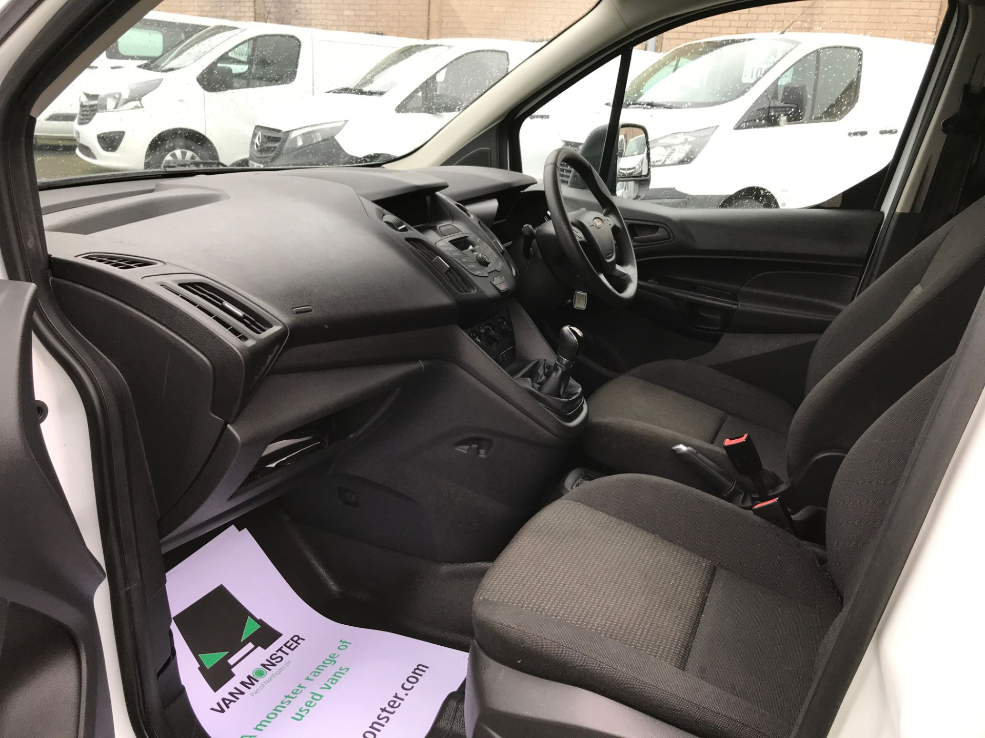2016 Ford Transit Connect T200 L1 H1 1.5TDCI 75PS EURO 6 (BN66UXL) Image 12