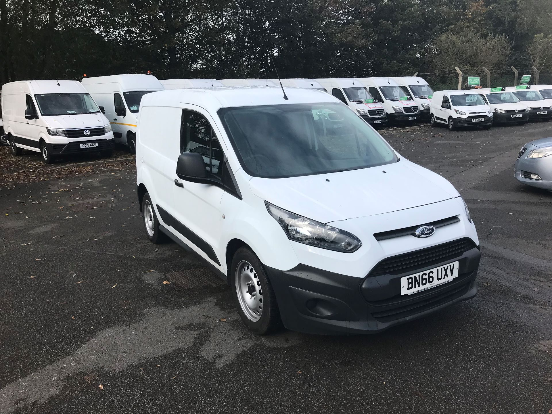 2016 Ford Transit Connect  200 L1 Diesel 1.6 TDCi 75PS Van EURO 5 (BN66UXV)