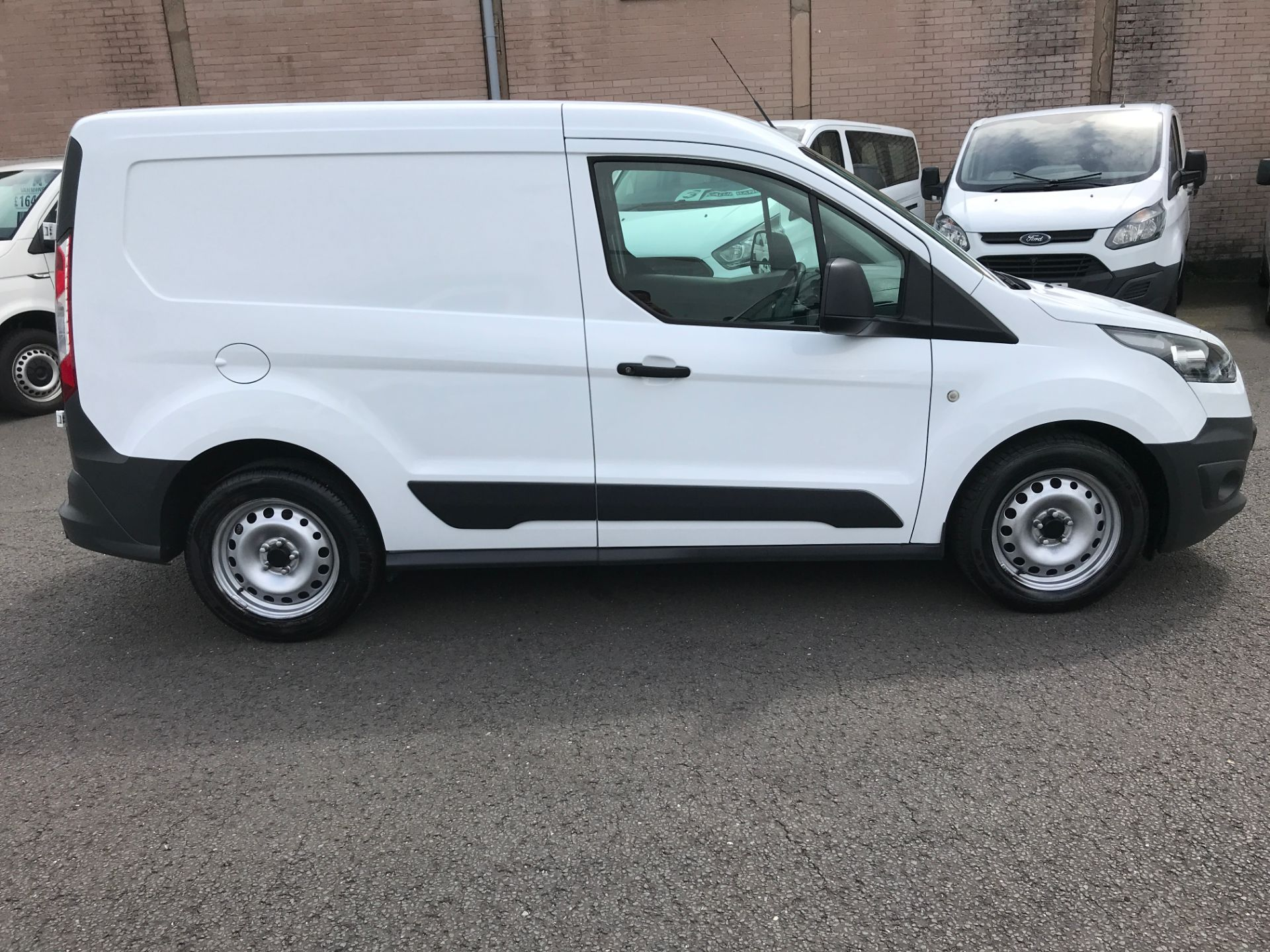 2016 Ford Transit Connect T200 L1 H1 1.5TDCI 75PS EURO 5 (BN66UYF) Image 12