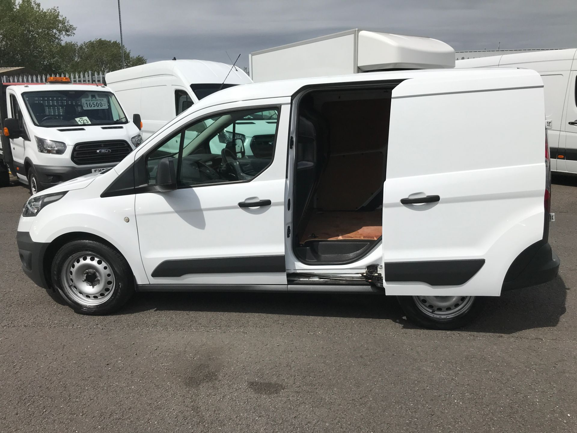 2016 Ford Transit Connect T200 L1 H1 1.5TDCI 75PS EURO 5 (BN66UYF) Image 5