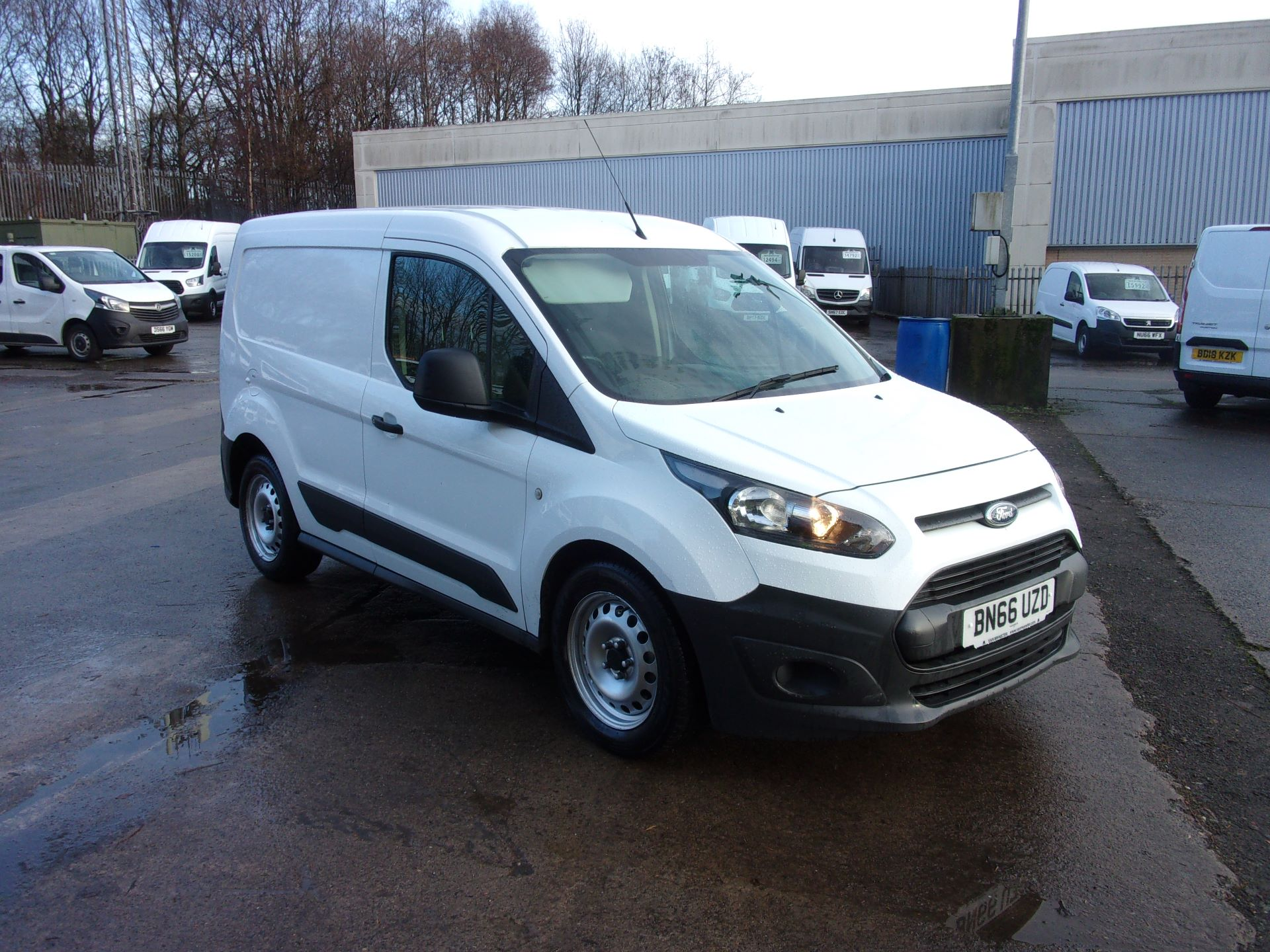 2016 Ford Transit Connect 200 L1 DIESEL 1.6 TDCI 75PS VAN EURO 5 (BN66UZD)