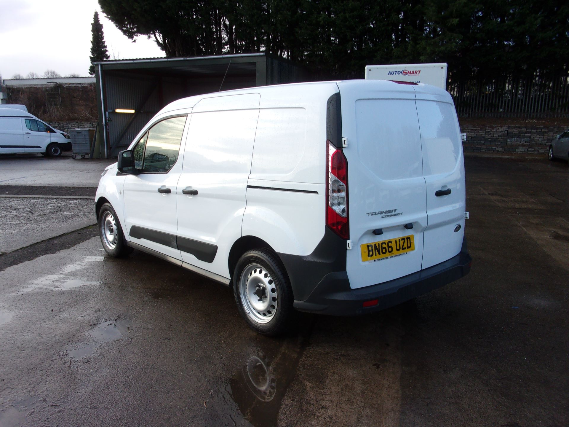 2016 Ford Transit Connect 200 L1 DIESEL 1.6 TDCI 75PS VAN EURO 5 (BN66UZD) Image 11