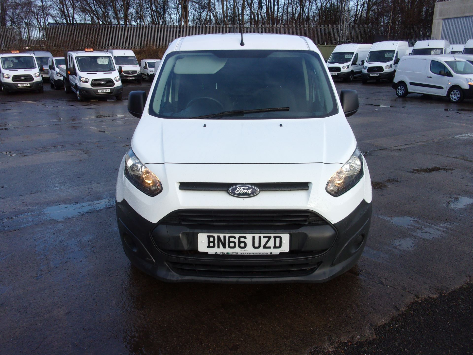 2016 Ford Transit Connect 200 L1 DIESEL 1.6 TDCI 75PS VAN EURO 5 (BN66UZD) Image 15