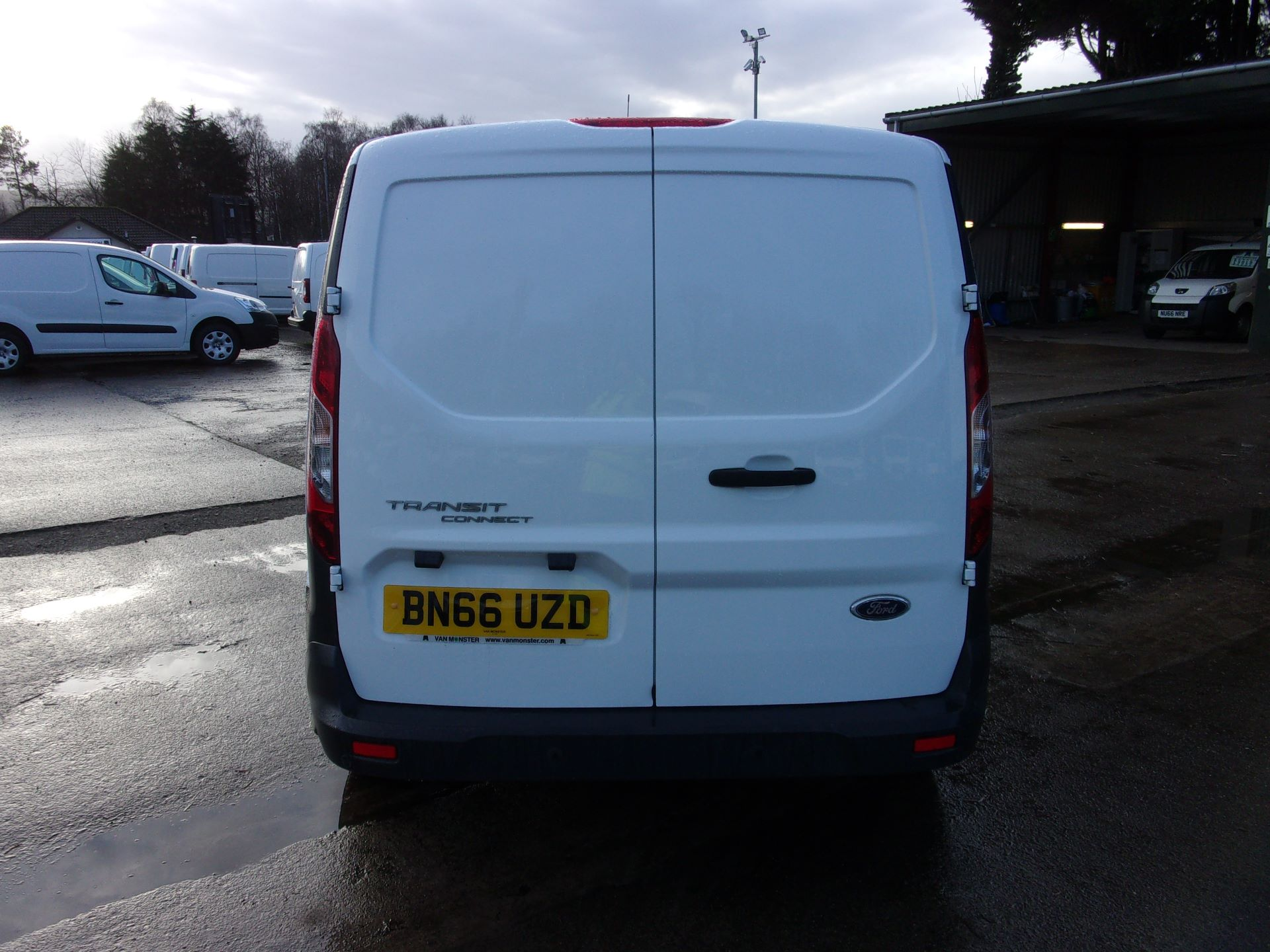 2016 Ford Transit Connect 200 L1 DIESEL 1.6 TDCI 75PS VAN EURO 5 (BN66UZD) Image 10