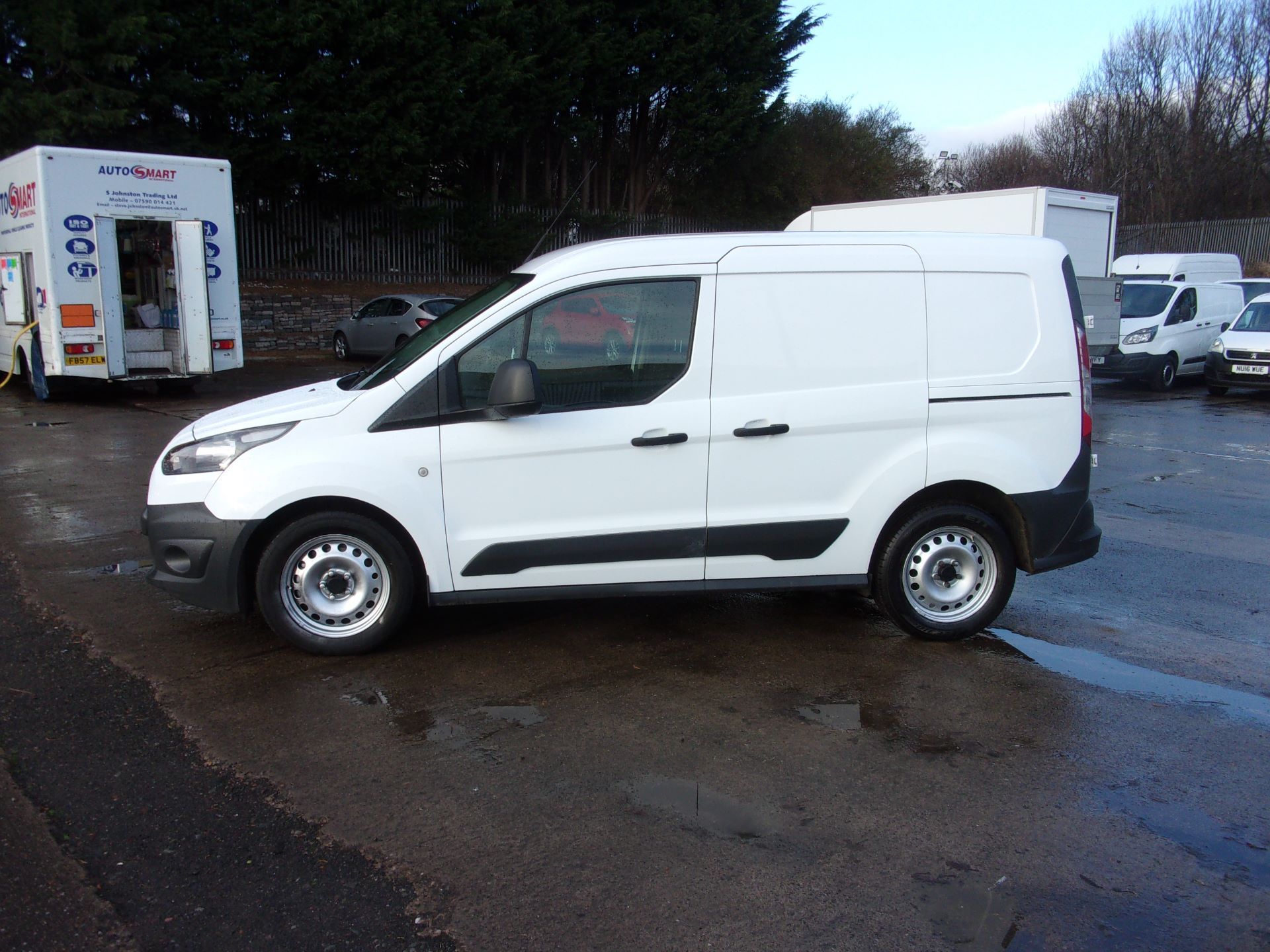 2016 Ford Transit Connect 200 L1 DIESEL 1.6 TDCI 75PS VAN EURO 5 (BN66UZD) Image 12