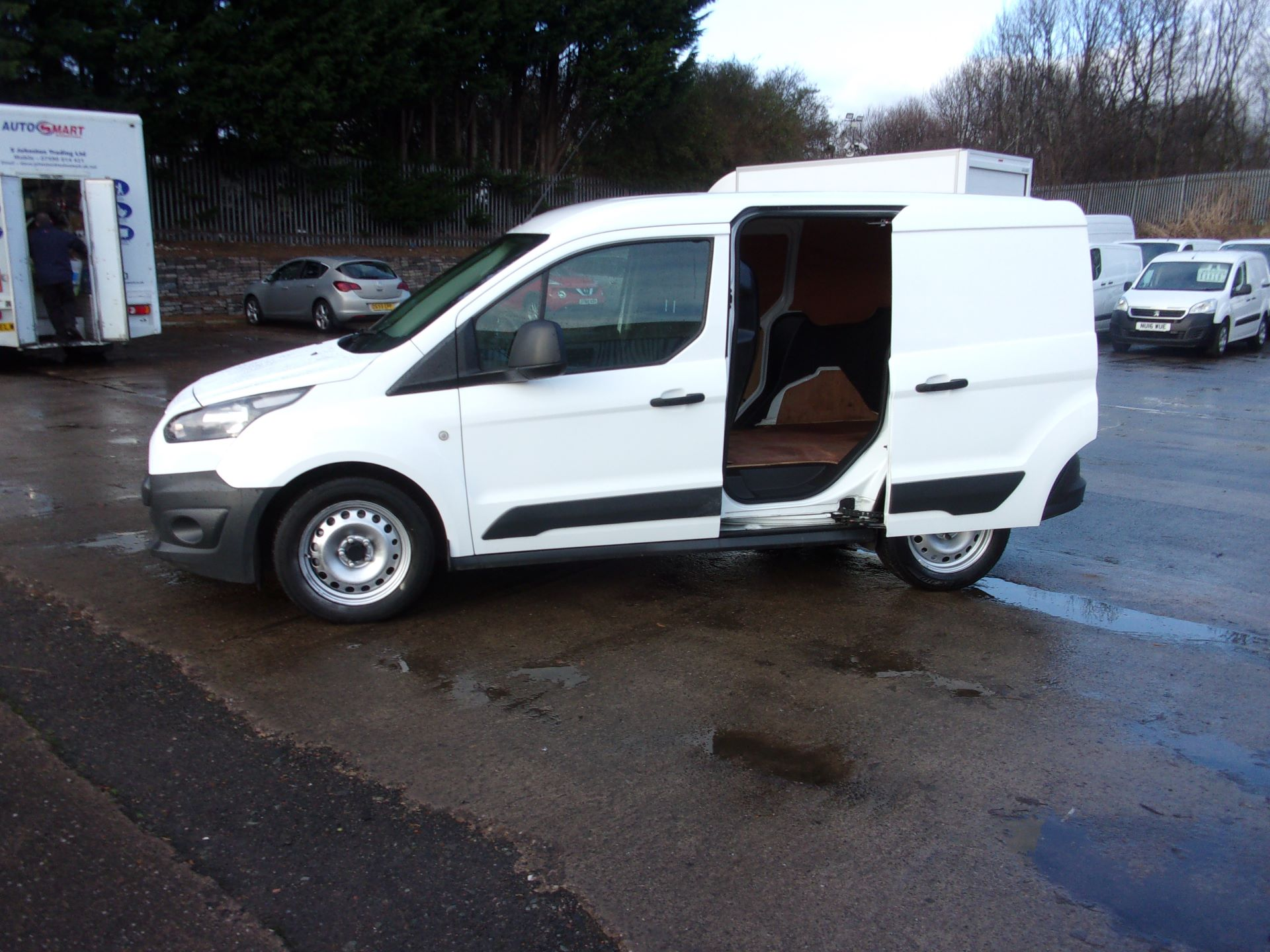 2016 Ford Transit Connect 200 L1 DIESEL 1.6 TDCI 75PS VAN EURO 5 (BN66UZD) Image 21