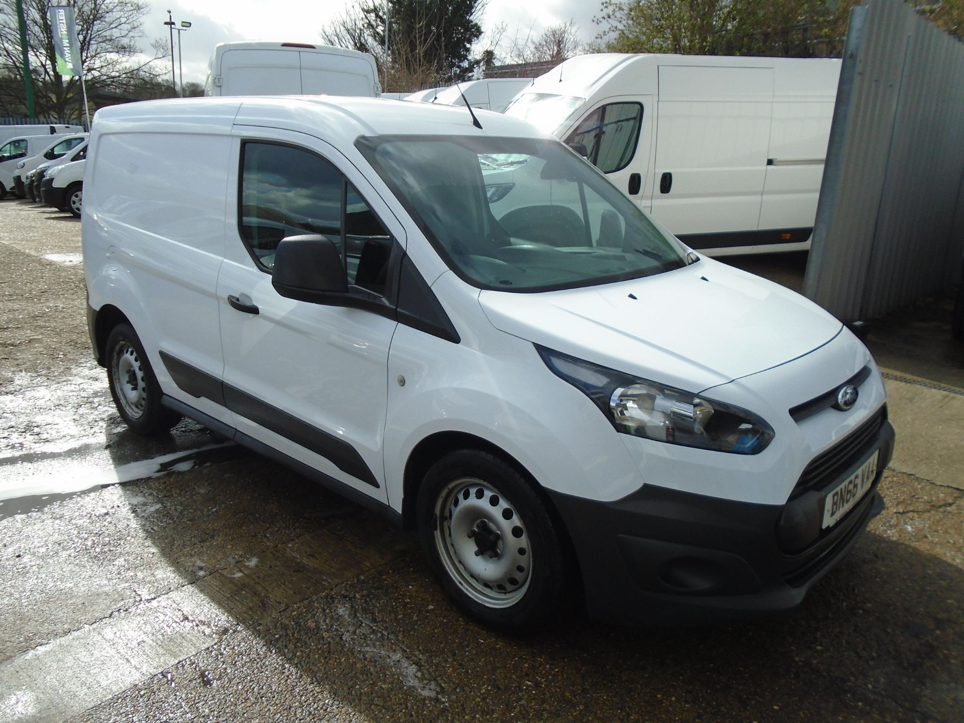 2016 Ford Transit Connect 1.6 Tdci 75Ps Van (BN66VAA)