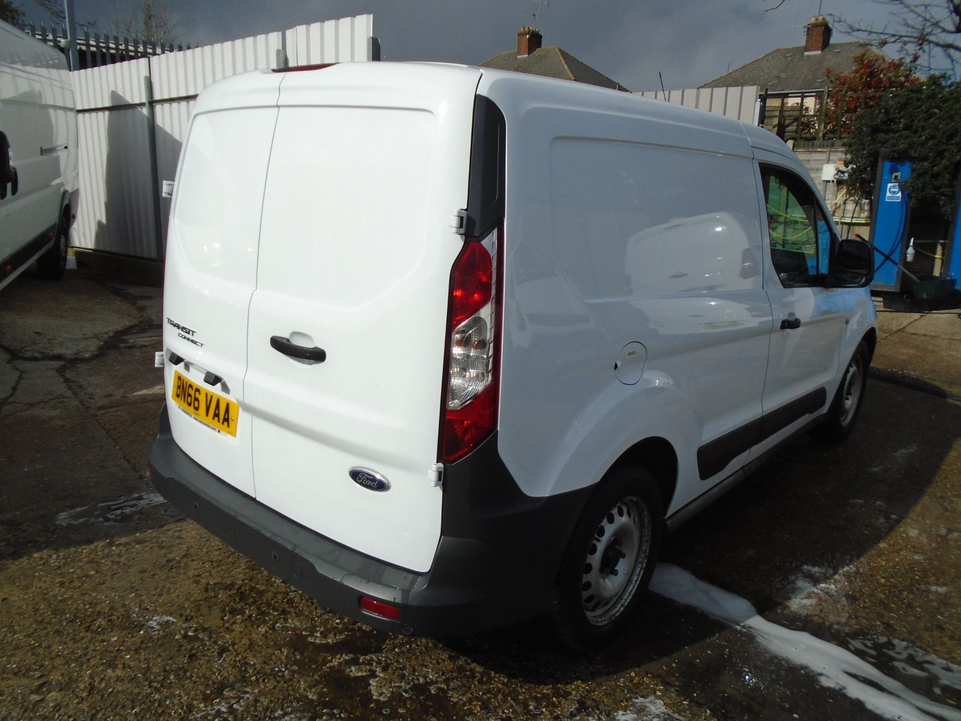 2016 Ford Transit Connect 1.6 Tdci 75Ps Van (BN66VAA) Image 6
