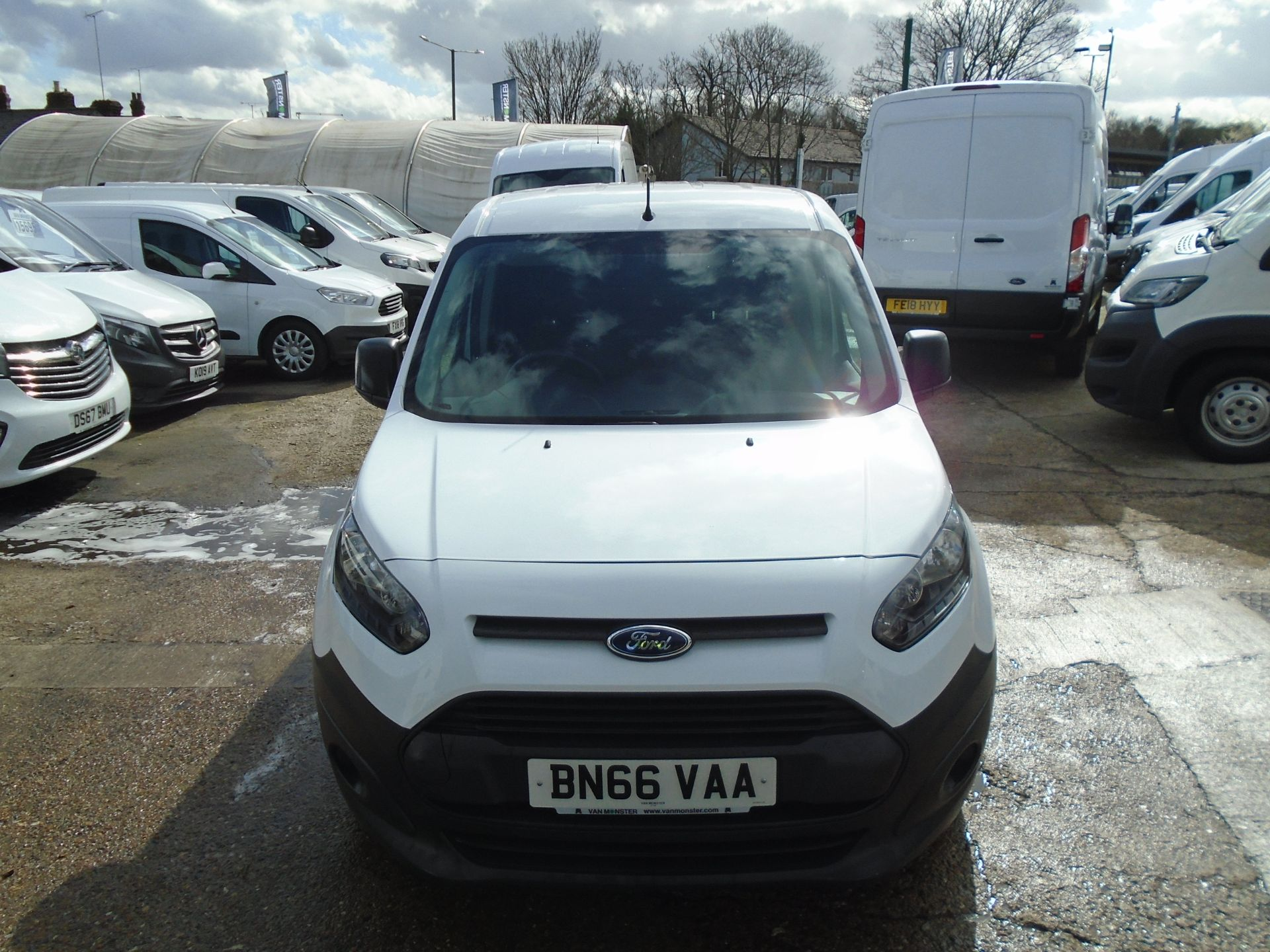 2016 Ford Transit Connect 1.6 Tdci 75Ps Van (BN66VAA) Image 2