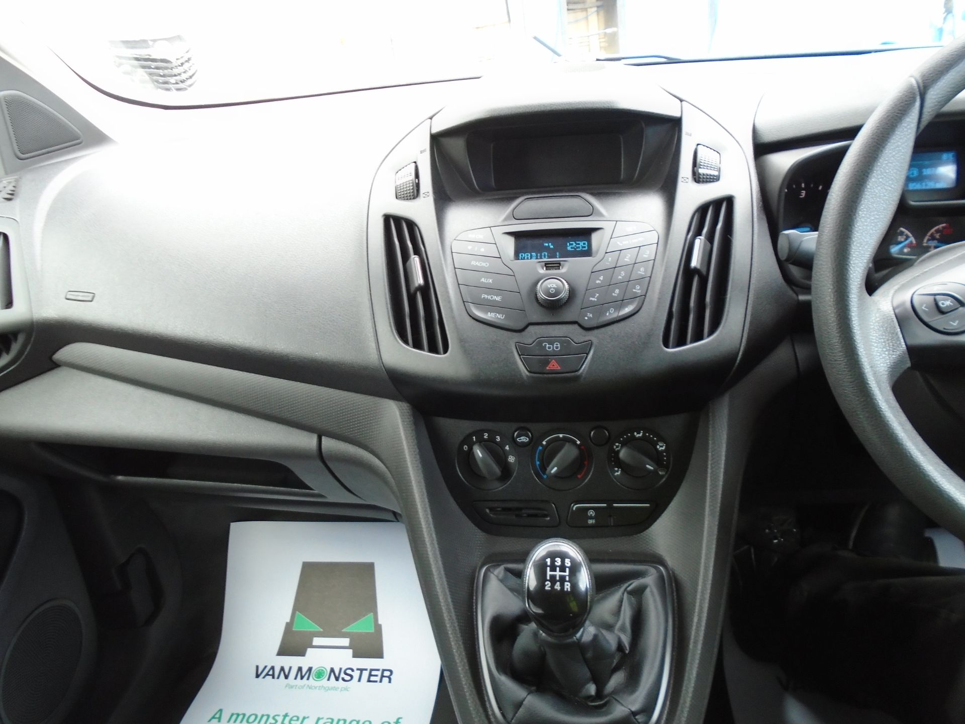 2016 Ford Transit Connect 1.6 Tdci 75Ps Van (BN66VAA) Image 14