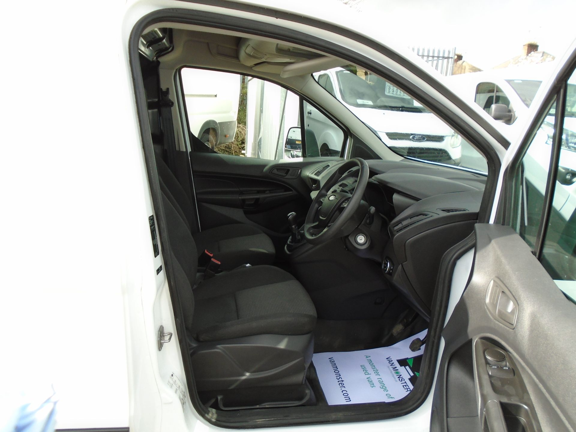 2016 Ford Transit Connect 1.6 Tdci 75Ps Van (BN66VAA) Image 12