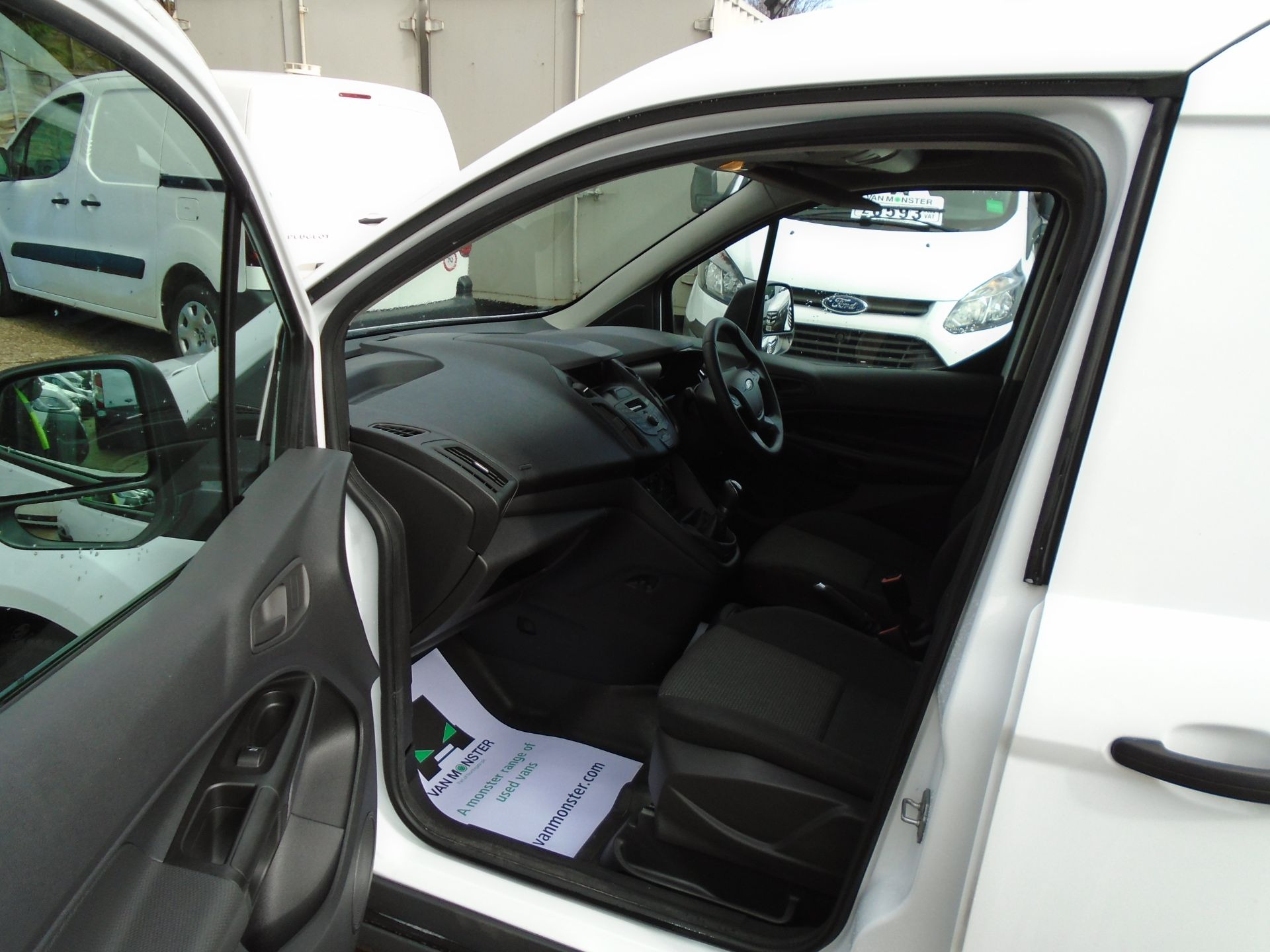 2016 Ford Transit Connect 1.6 Tdci 75Ps Van (BN66VAA) Image 13