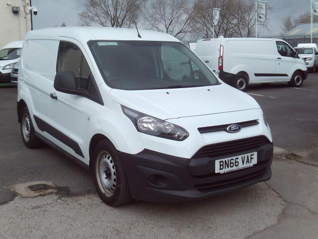 2016 Ford Transit Connect T200 L1 H1 75ps (BN66VAF)