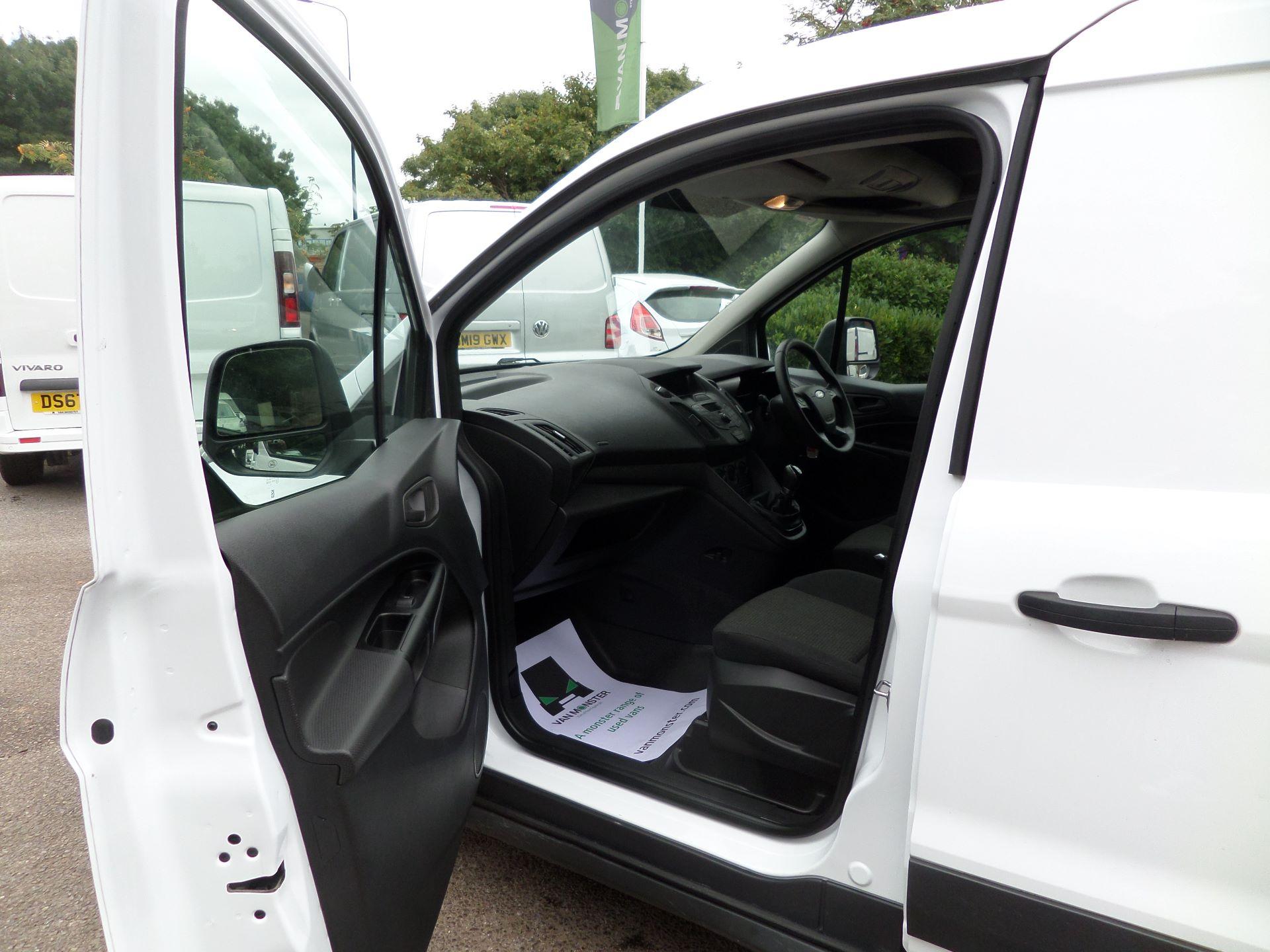 2016 Ford Transit Connect 1.6 Tdci 75Ps Van EURO 5 (BN66VAM) Image 8