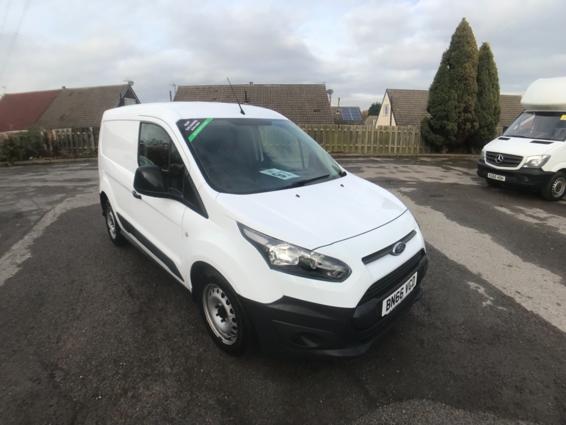 2016 Ford Transit Connect  200 L1 Diesel 1.6 TDCi 75PS Van EURO 5 (BN66VCD)