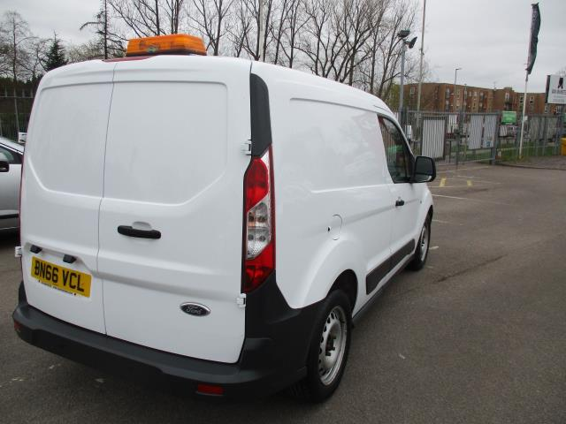 2016 Ford Transit Connect 1.6 Tdci 75Ps Van (BN66VCL) Image 7