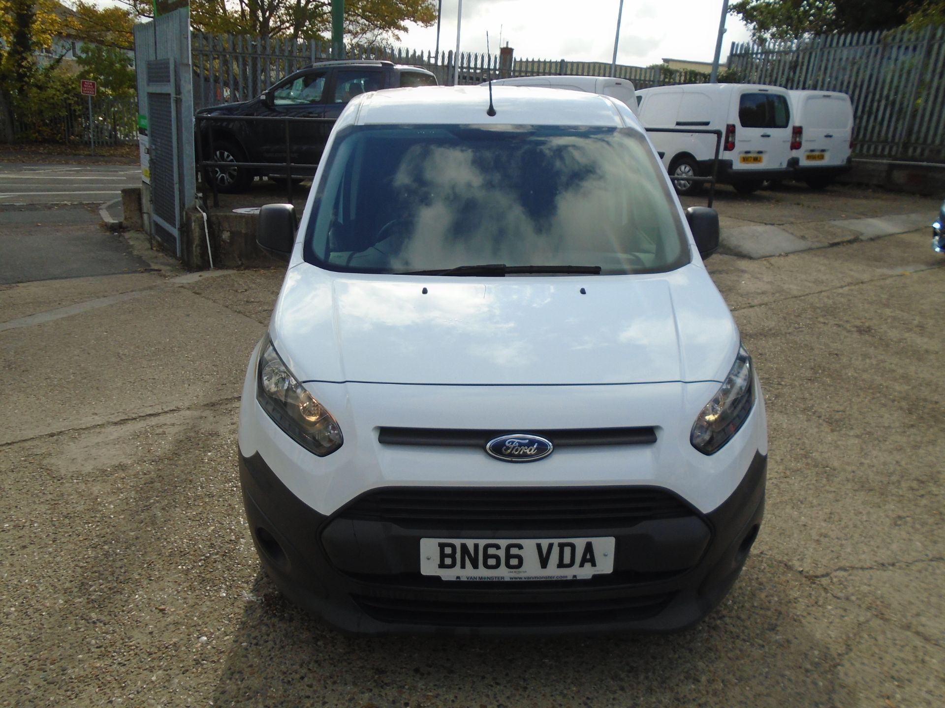 2016 Ford Transit Connect 1.6 Tdci 75Ps Van (BN66VDA) Image 2