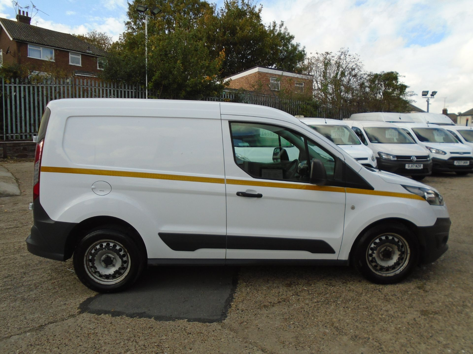 2016 Ford Transit Connect 1.6 Tdci 75Ps Van (BN66VDA) Image 8