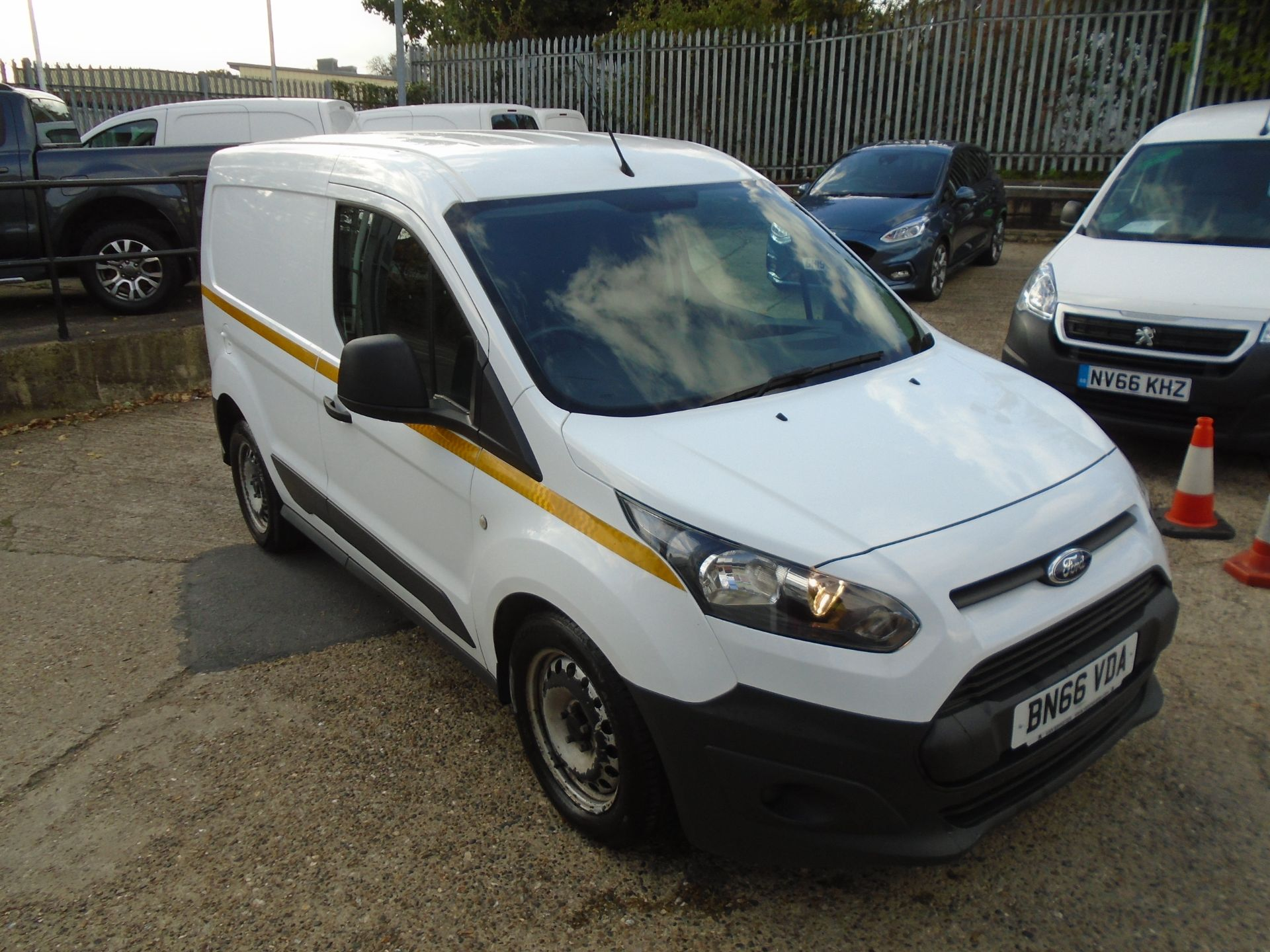 2016 Ford Transit Connect 1.6 Tdci 75Ps Van (BN66VDA) Image 1